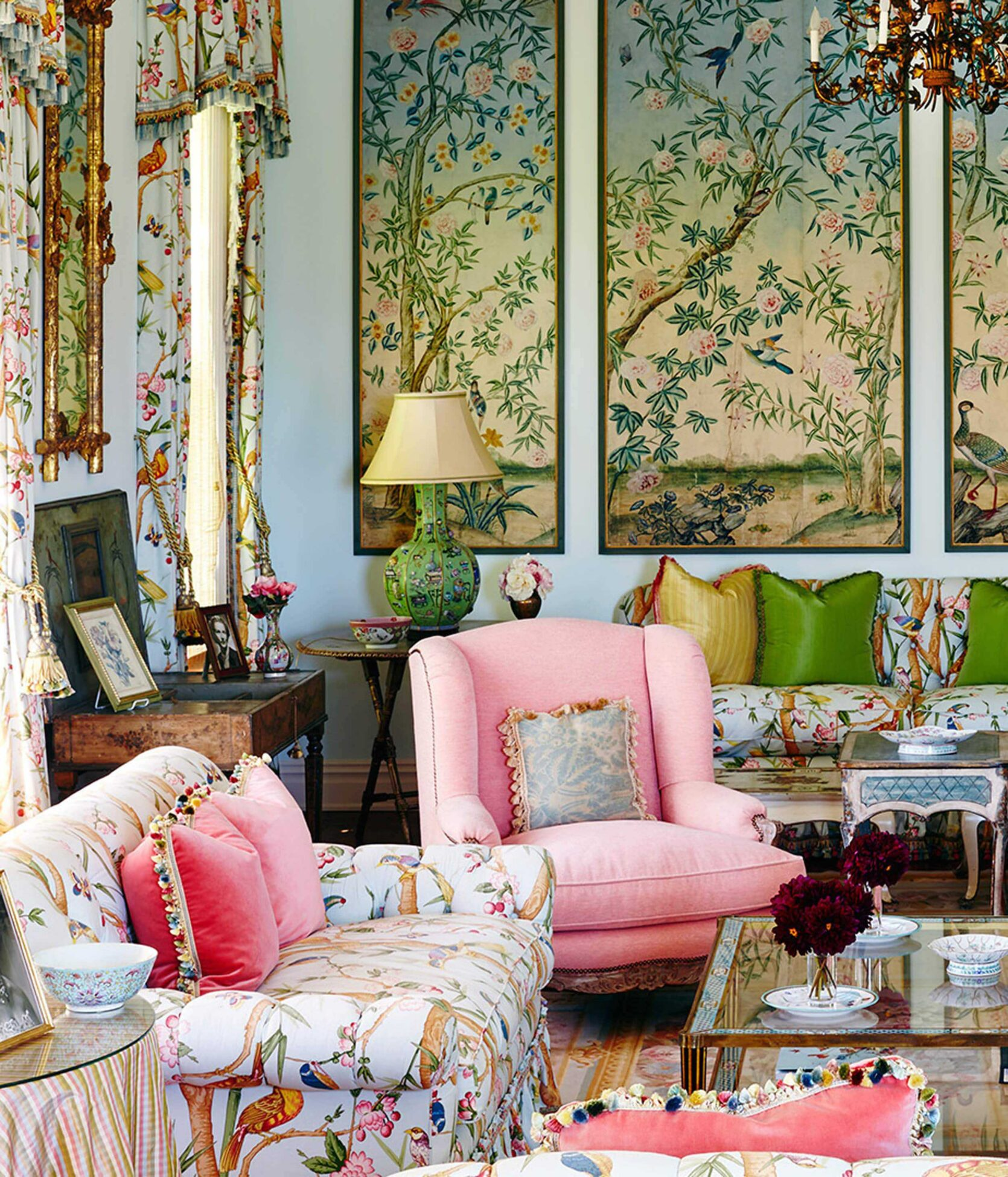 Emily Henderson Design Trends Modern Chinoiserie Classic Examples 3