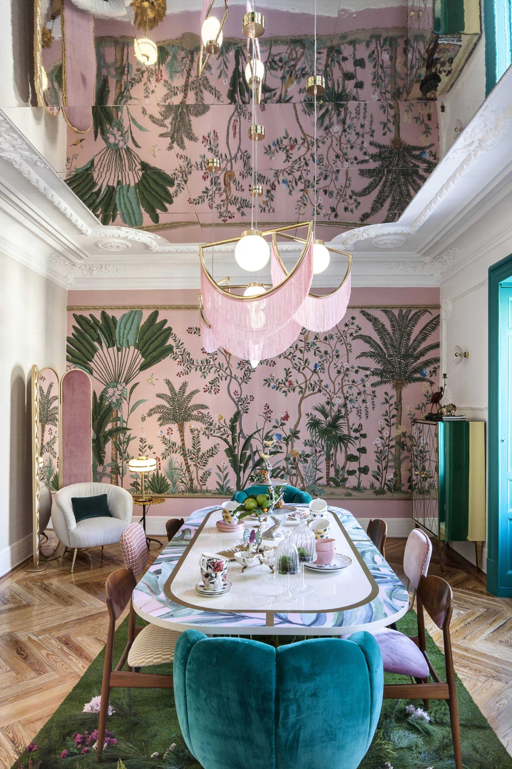 Emily Henderson Design Trends Modern Chinoiserie Updated Examples 12