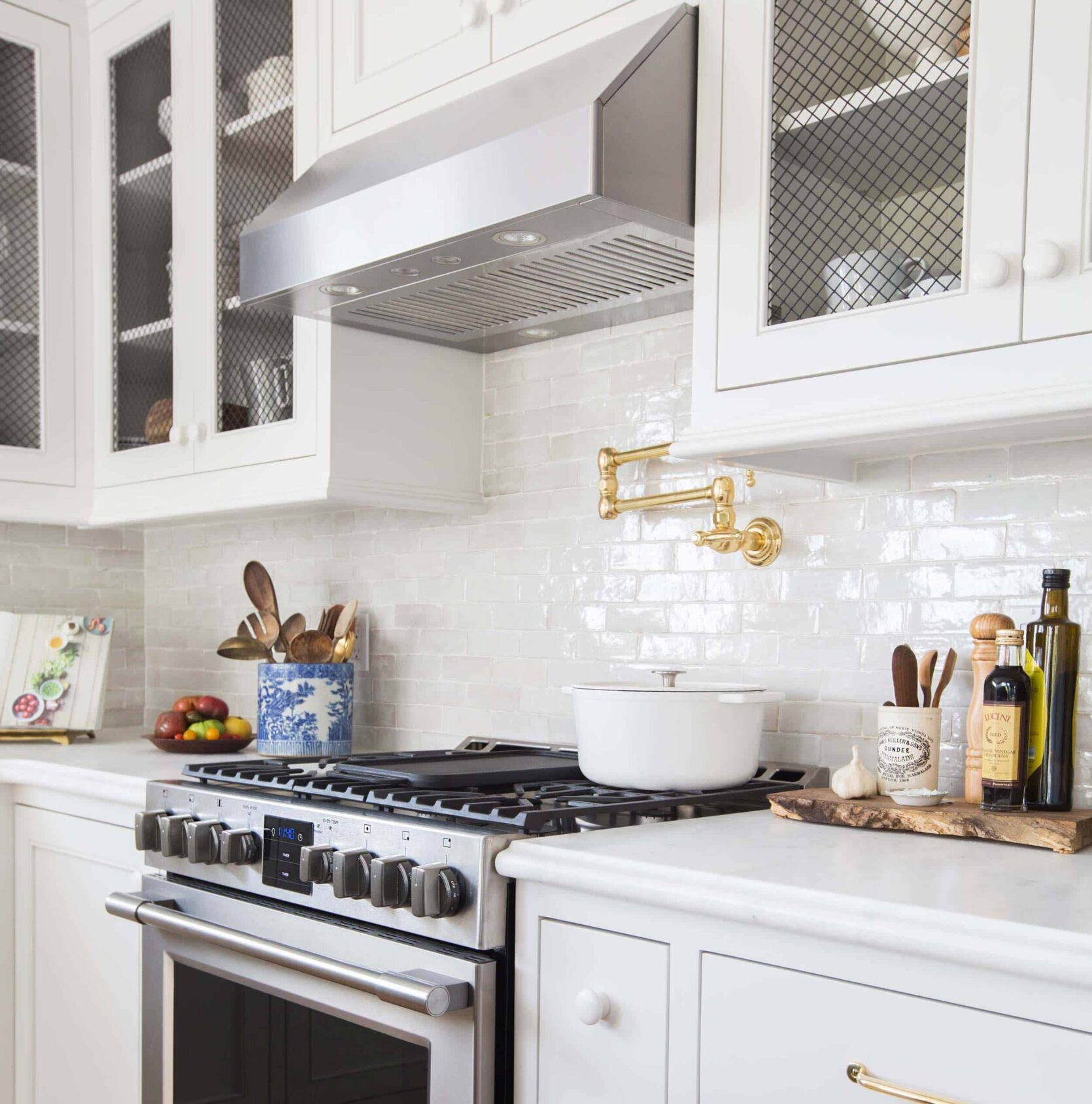 Emily Henderson Full Kitchen Reveal Waverly Frigidaire 30