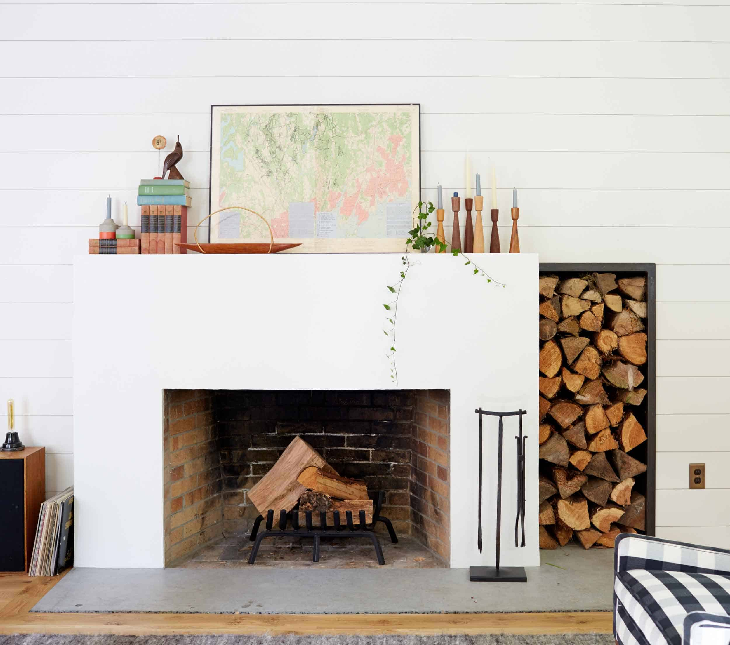7 Fireplace Mantel Styling Ideas