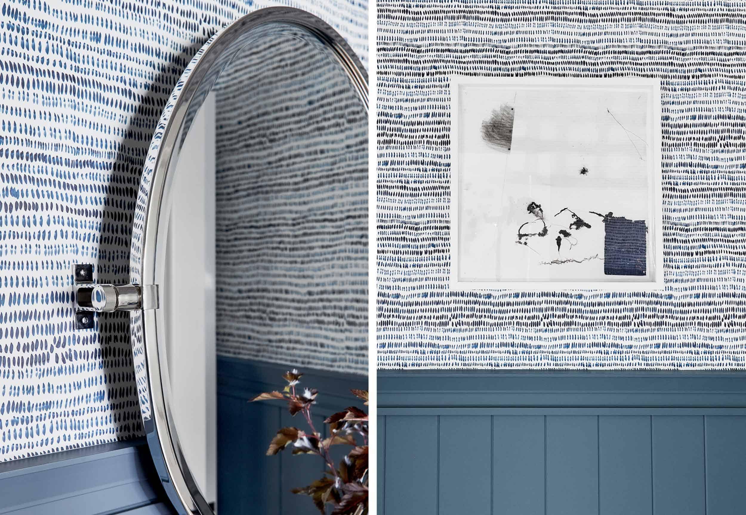 Emily Henderson Powder Bath Ideas