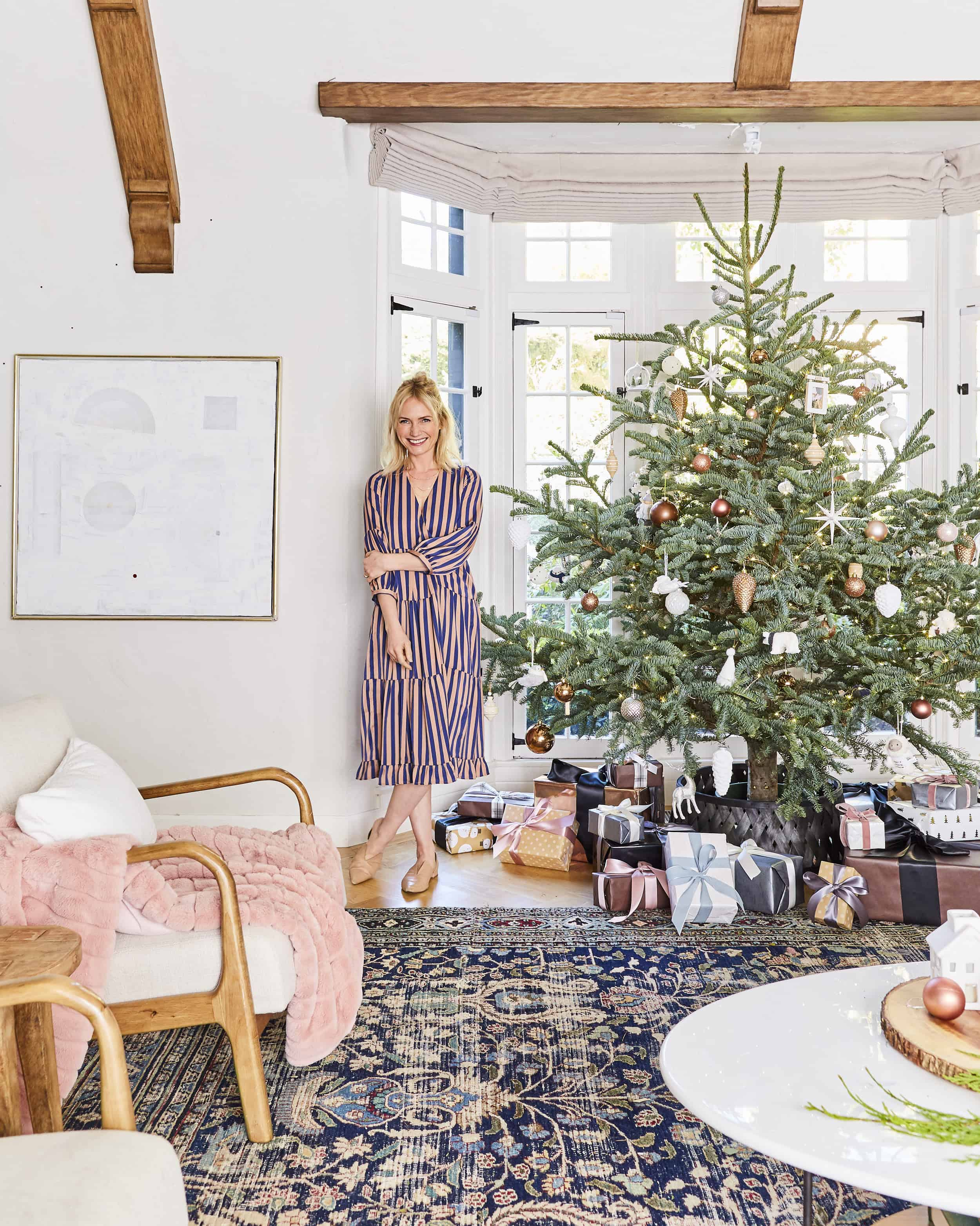 How We Decked Our Halls For Christmas Emily Henderson
