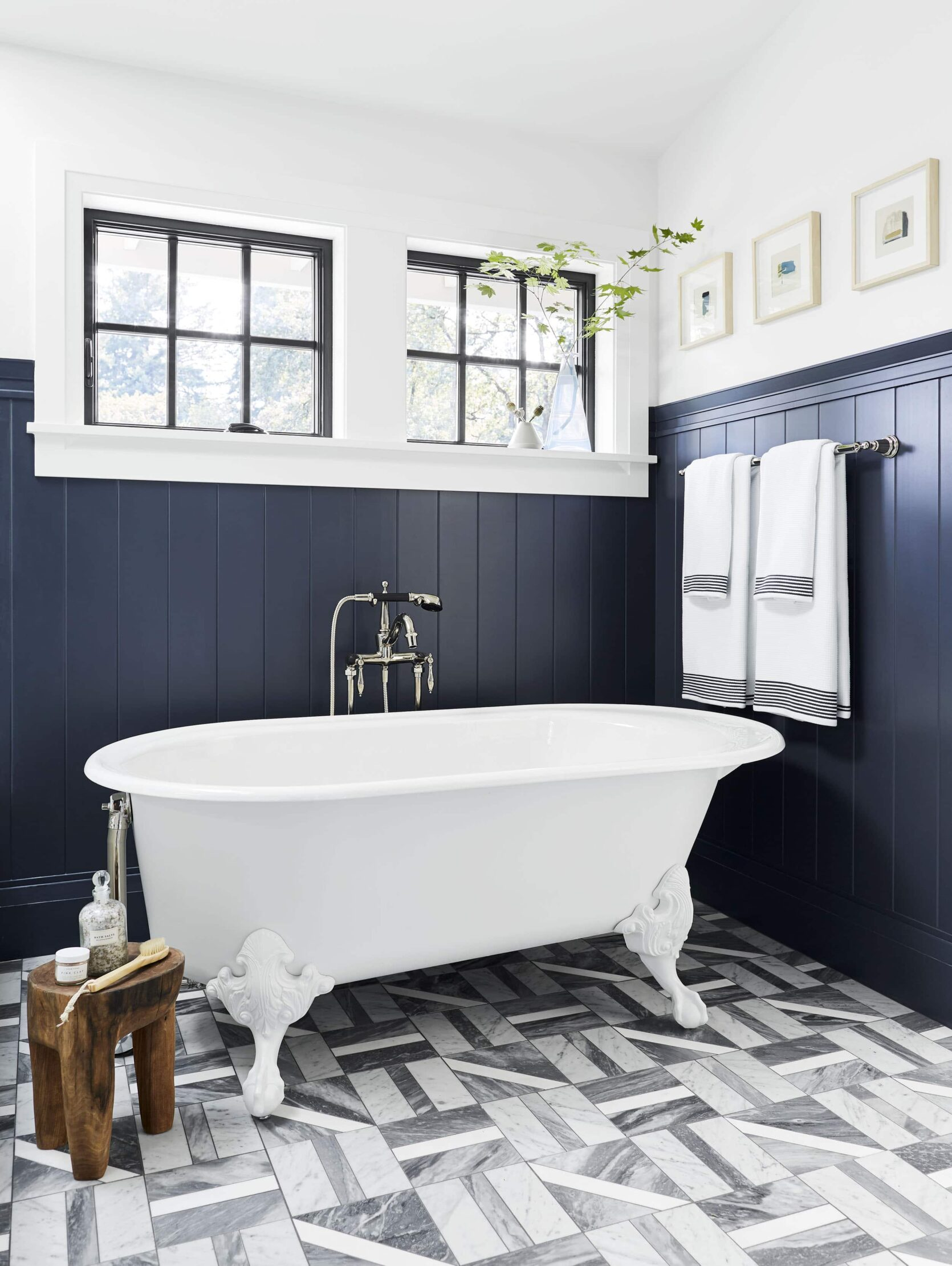 Emily Henderson Portland Traditional Master Bathroom41
