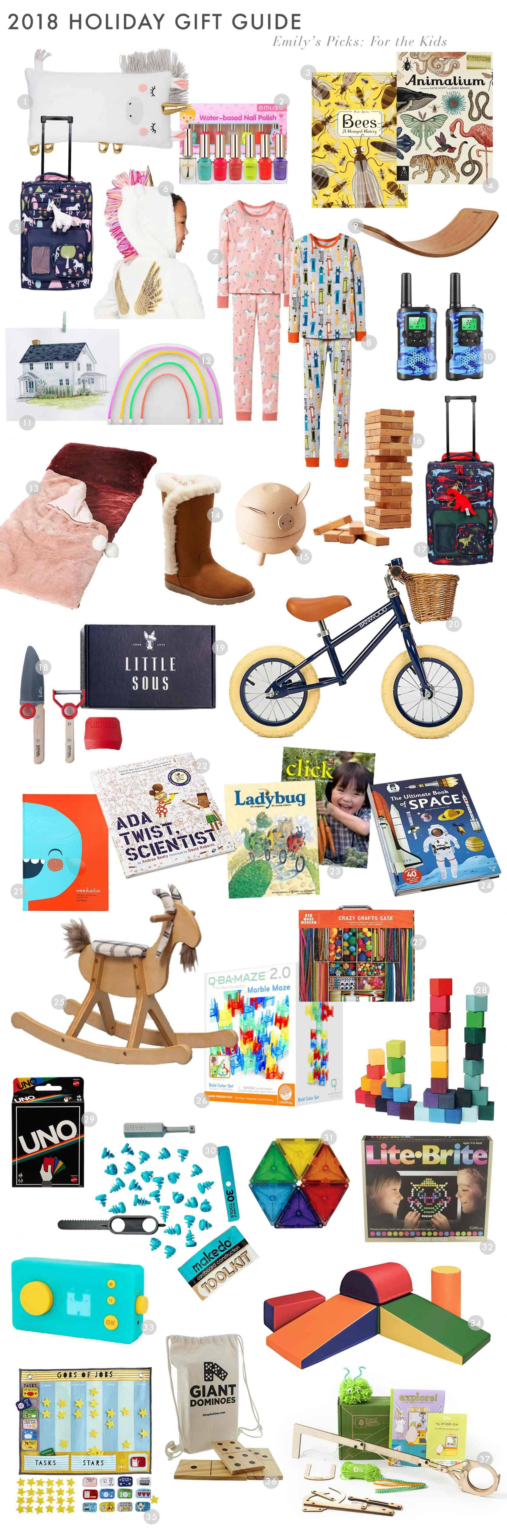 Emily Henderson 2018 Holiday Gift Guide Emily Kids Family Roundup1