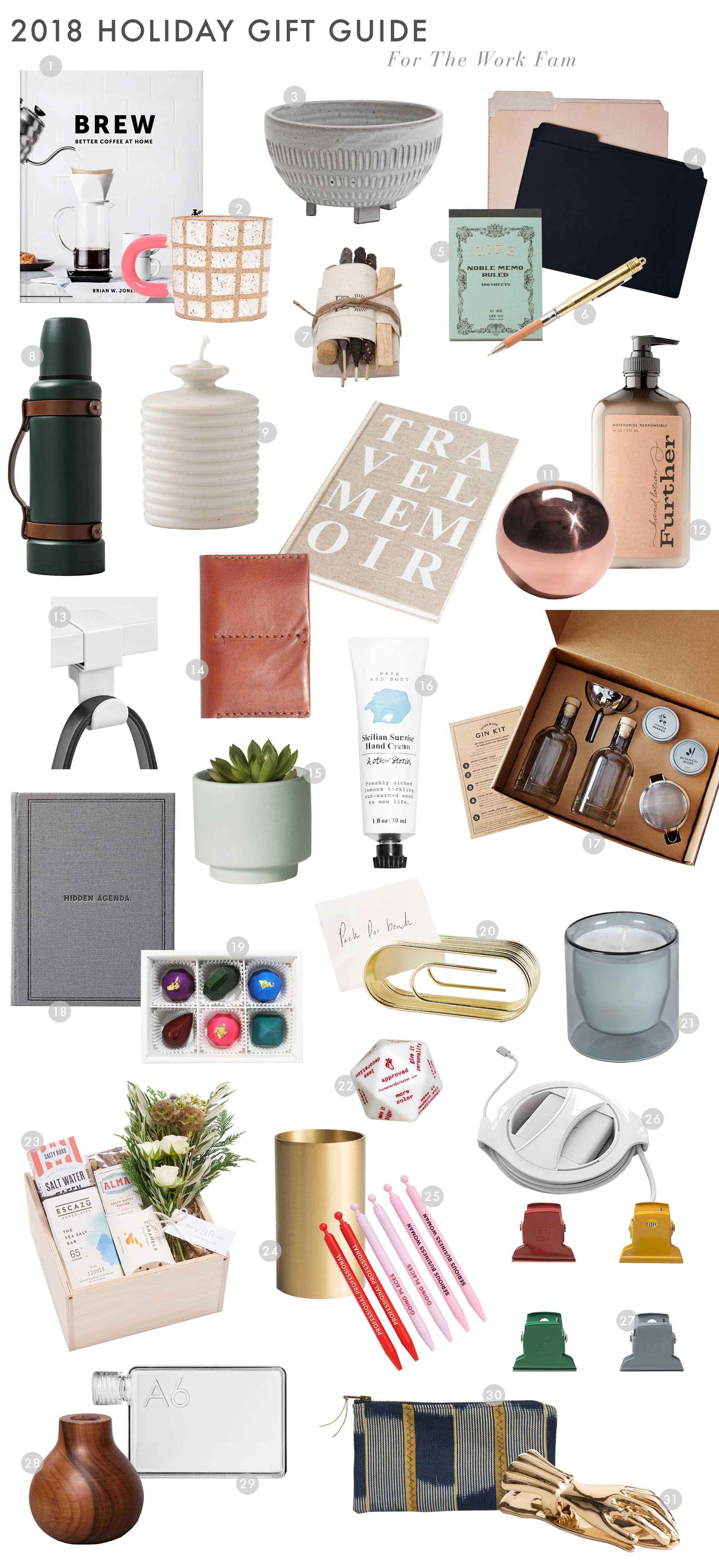 Office Gift Ideas For Boss from stylebyemilyhenderson.com