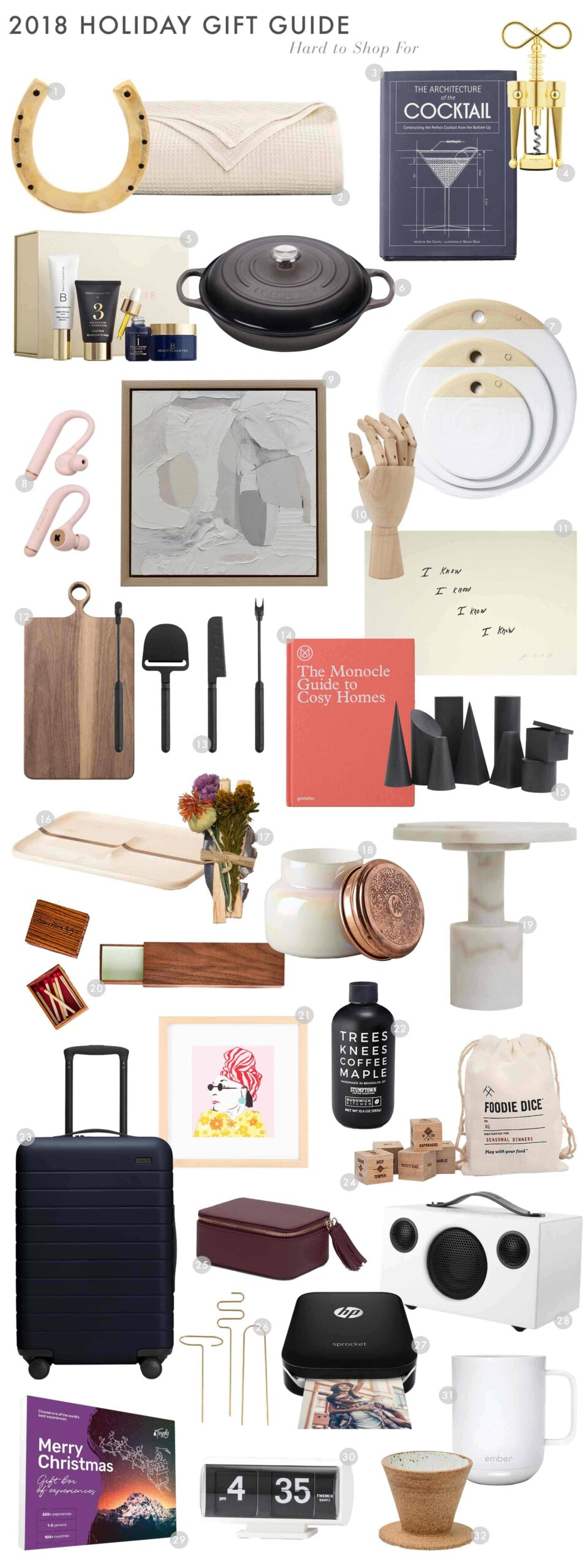 Emily Henderson 2018 Holiday Gift Guide Hard To Shop Roundup1
