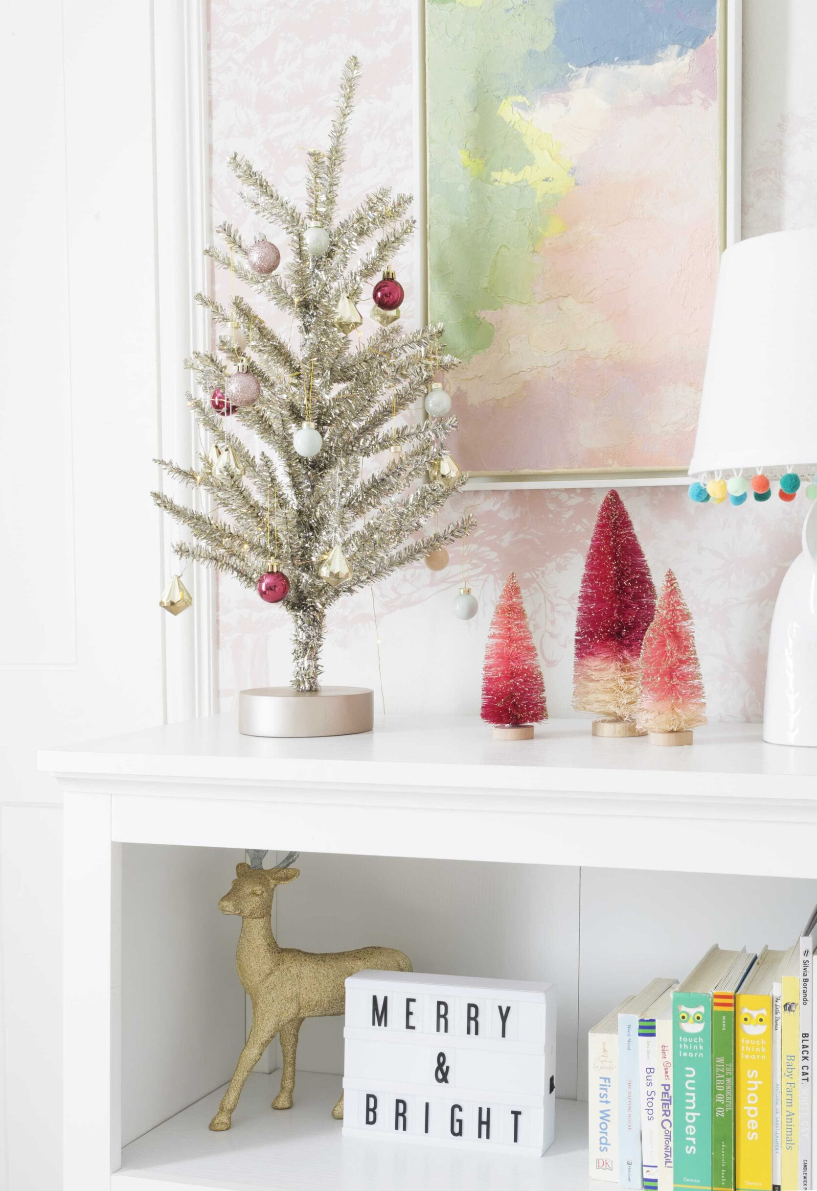 Emily Henderson 2018 Holiday Styling Vingettes 6
