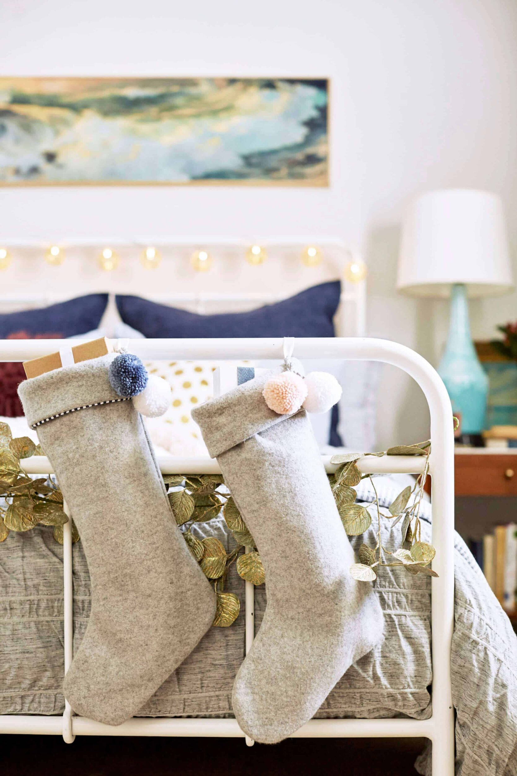 Emily Henderson 2018 Holiday Styling Vingettes 71