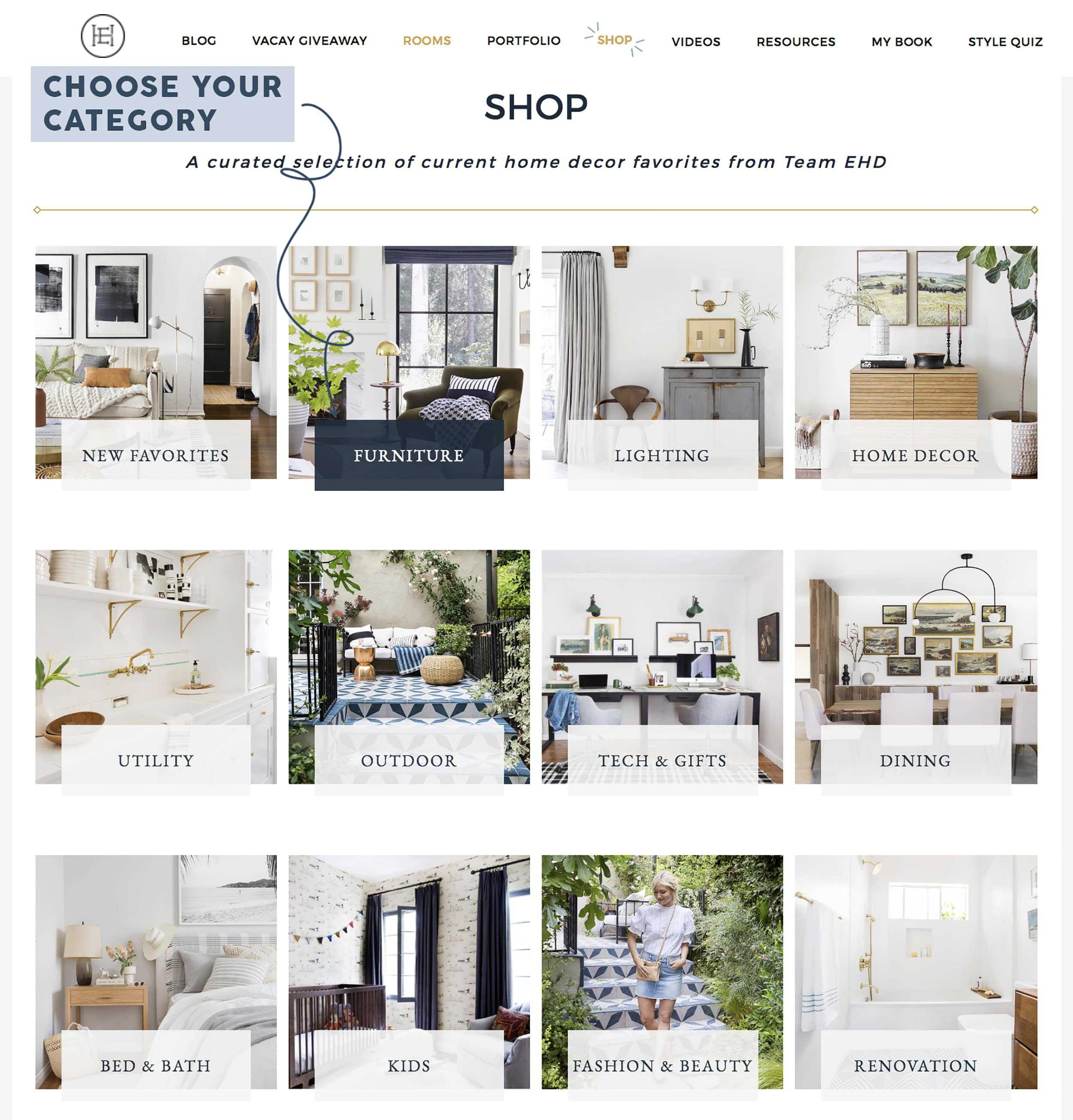 Emily Henderson Ehd Site Shop Page Launch 2 1