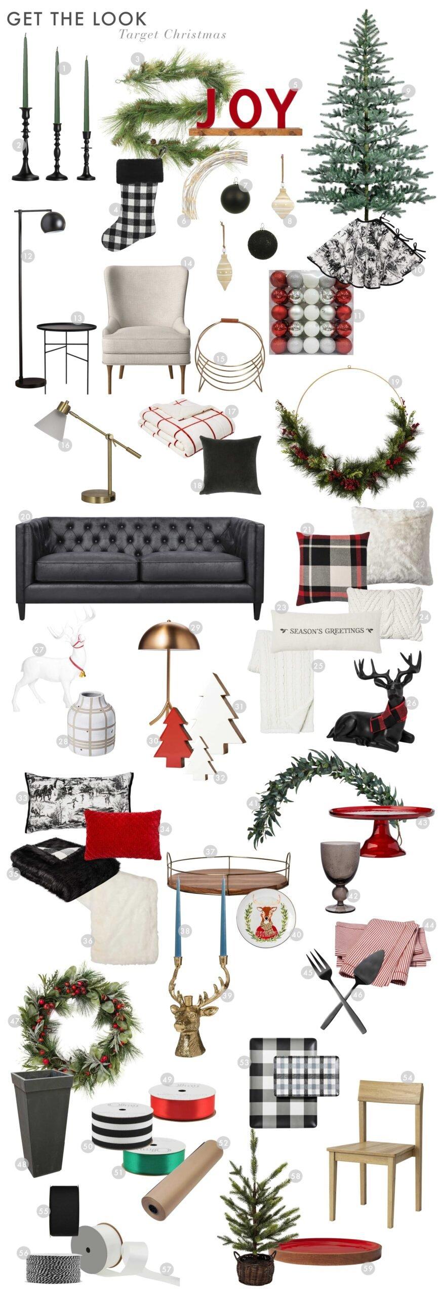 Emily Henderson Target Christmas 2018 Threshold Get The Look