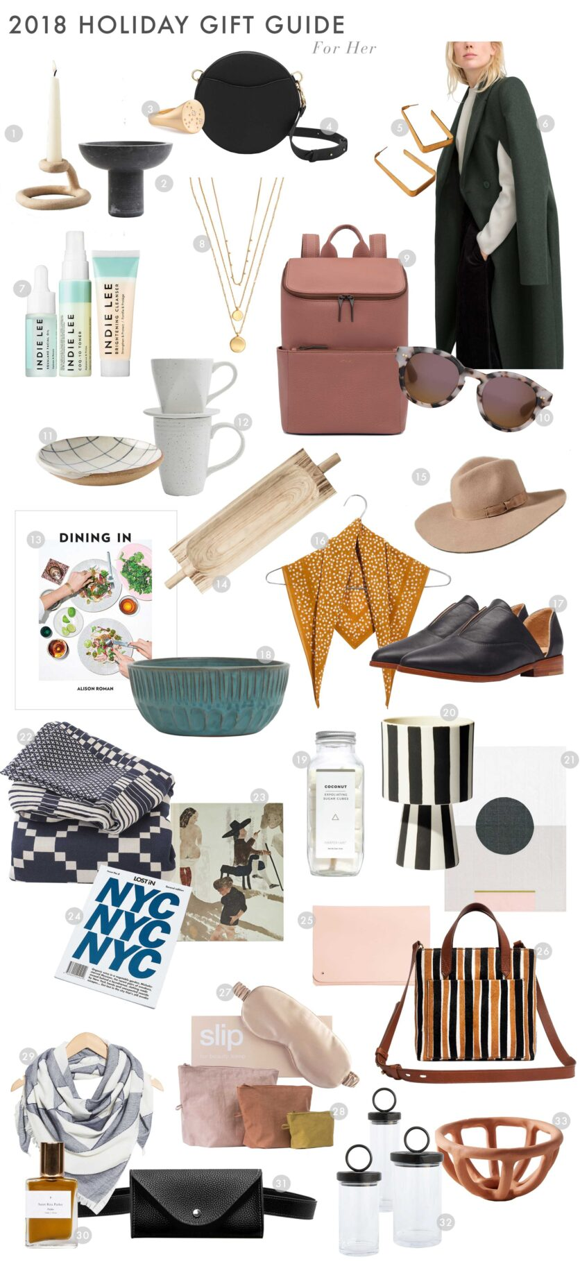 Fixed Emily Henderson 2018 Holiday Gift Guide For Her Roundup