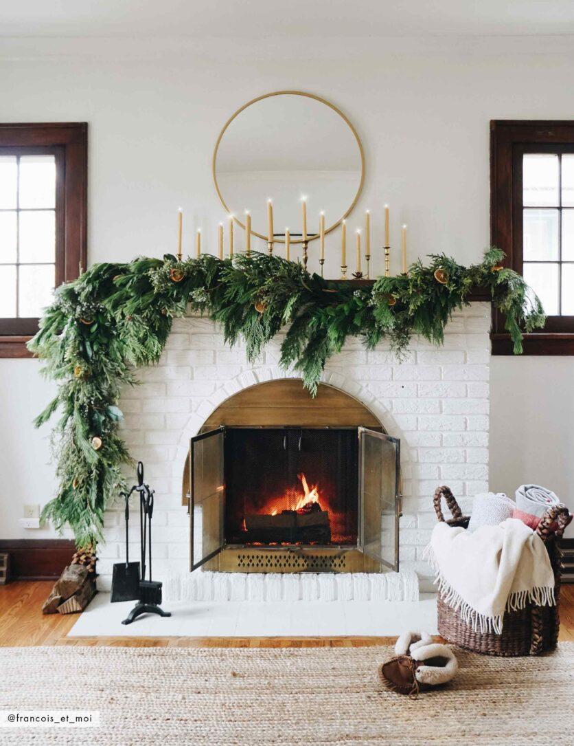 2500 Fireplace