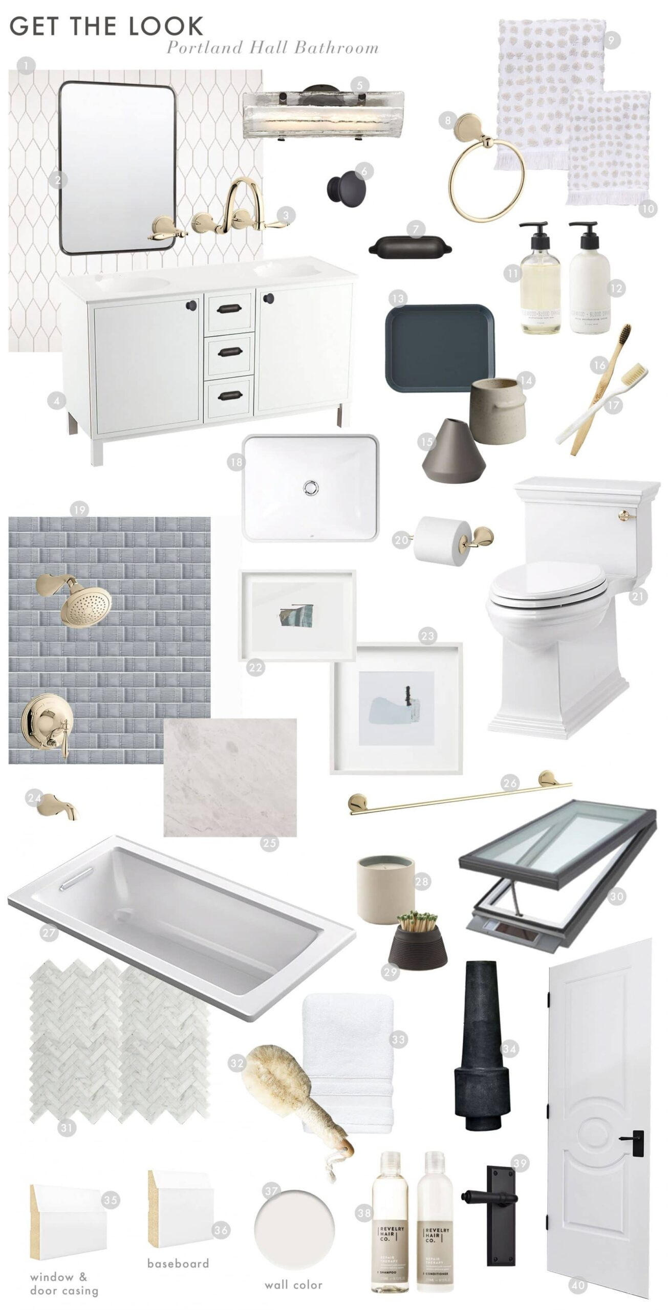 Emily Henderson Design Reveal Hall Bath Get The Look 1 1670x3275