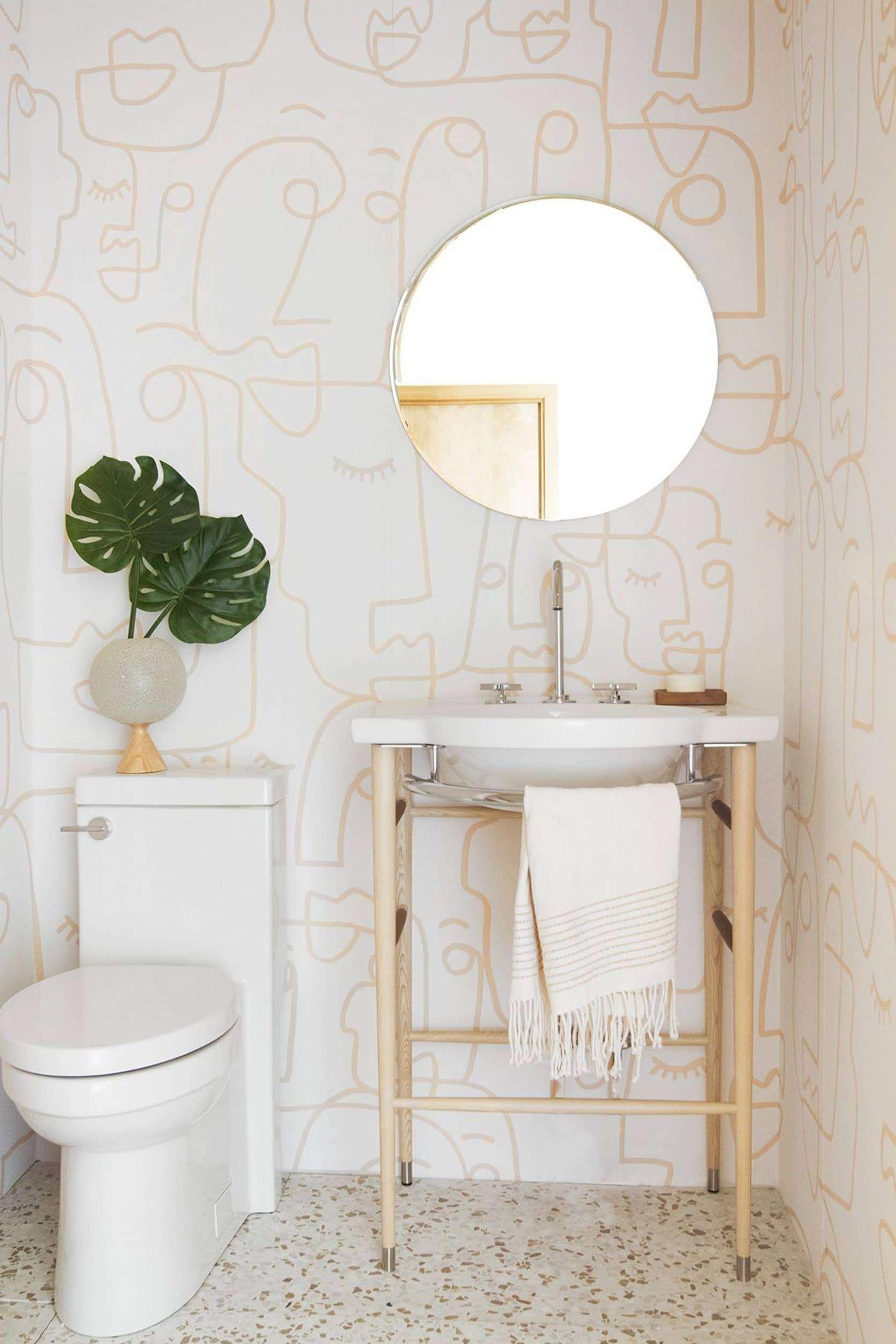Emily Henderson bathroom trends 2019