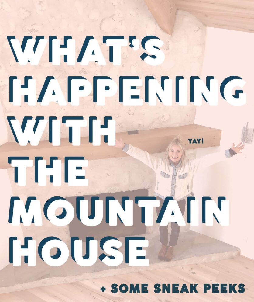 Emily Henderson Mountain Fixer House Update Opener New