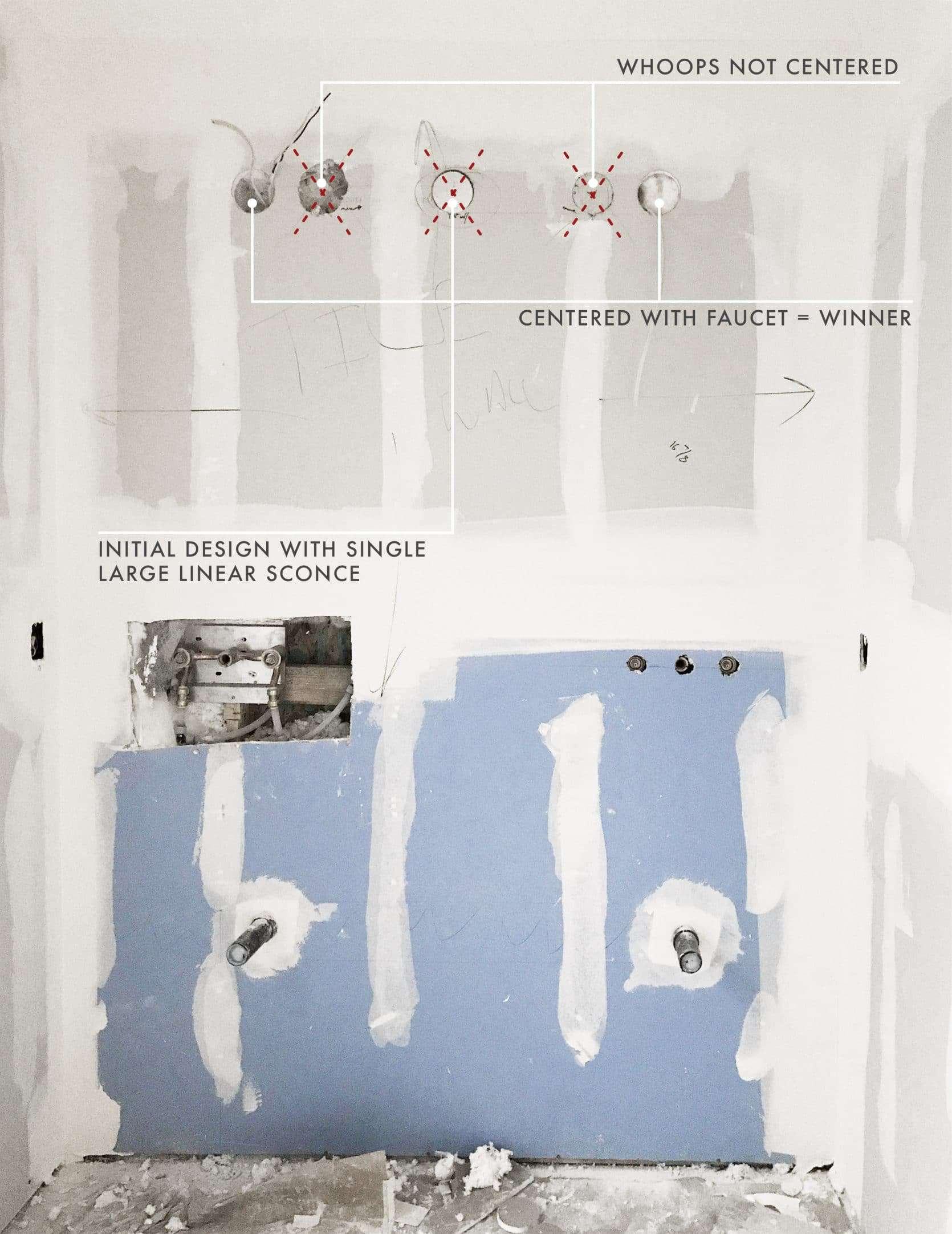Emily Henderson modern bathroom ideas
