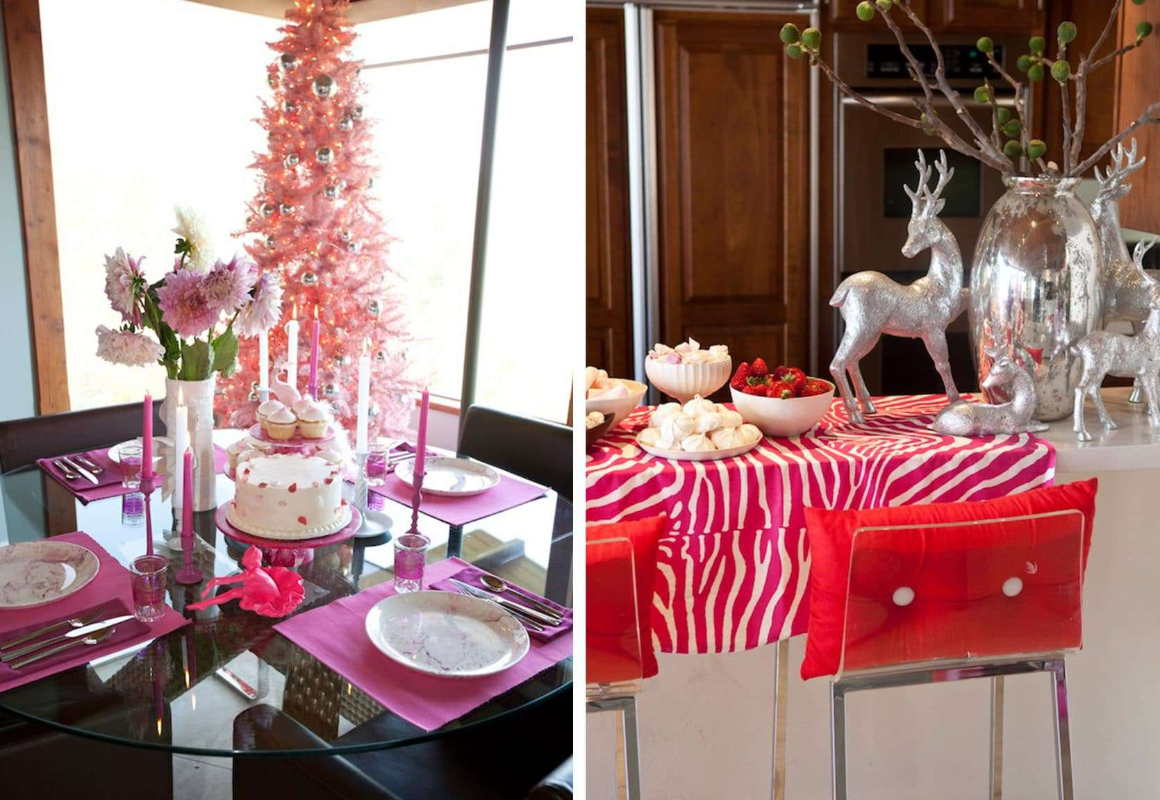 Emily Henderson Updated Holiday Through The Years 2012 Side By Side 1
