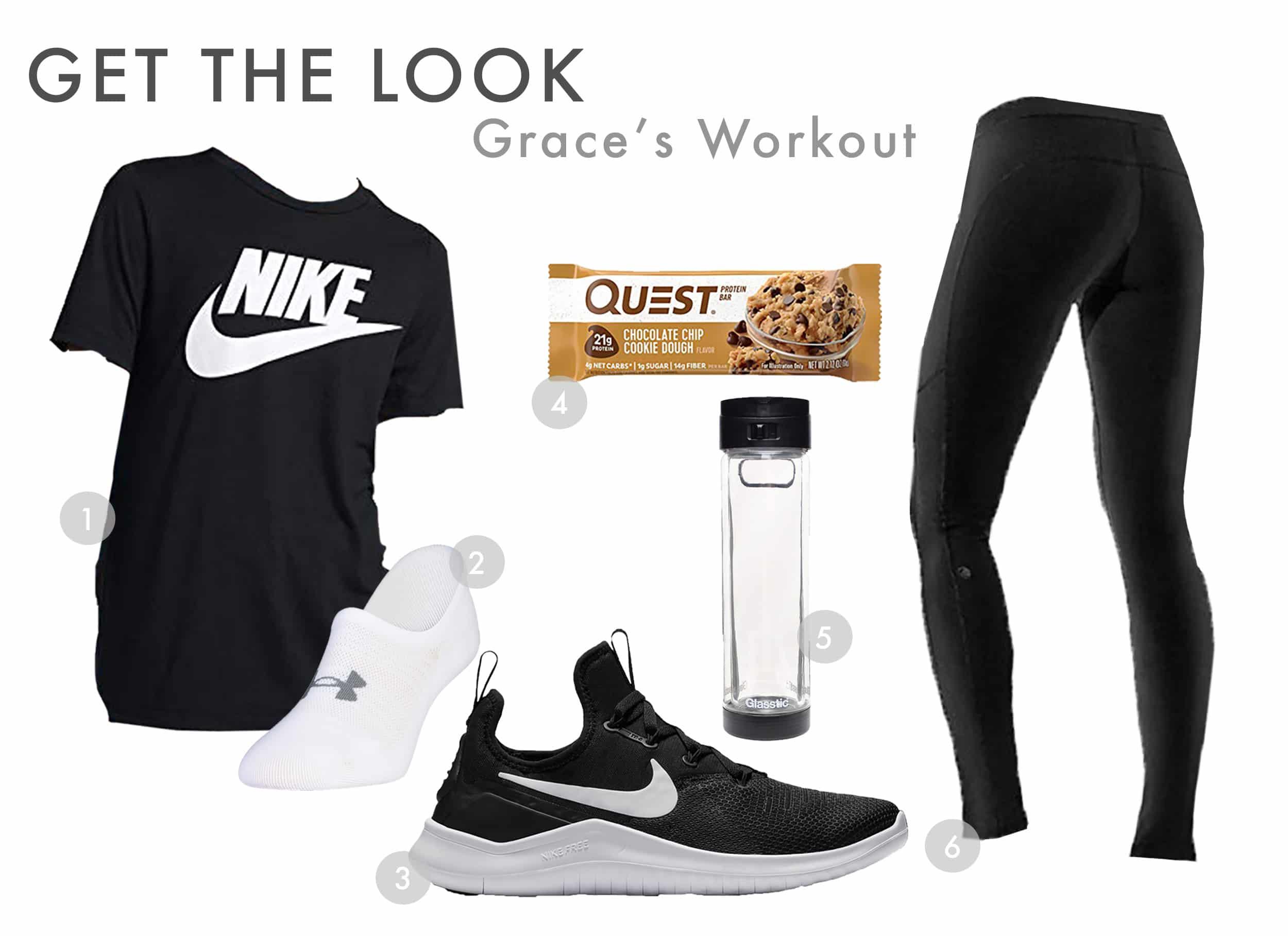 Get The Look Culligan Grace