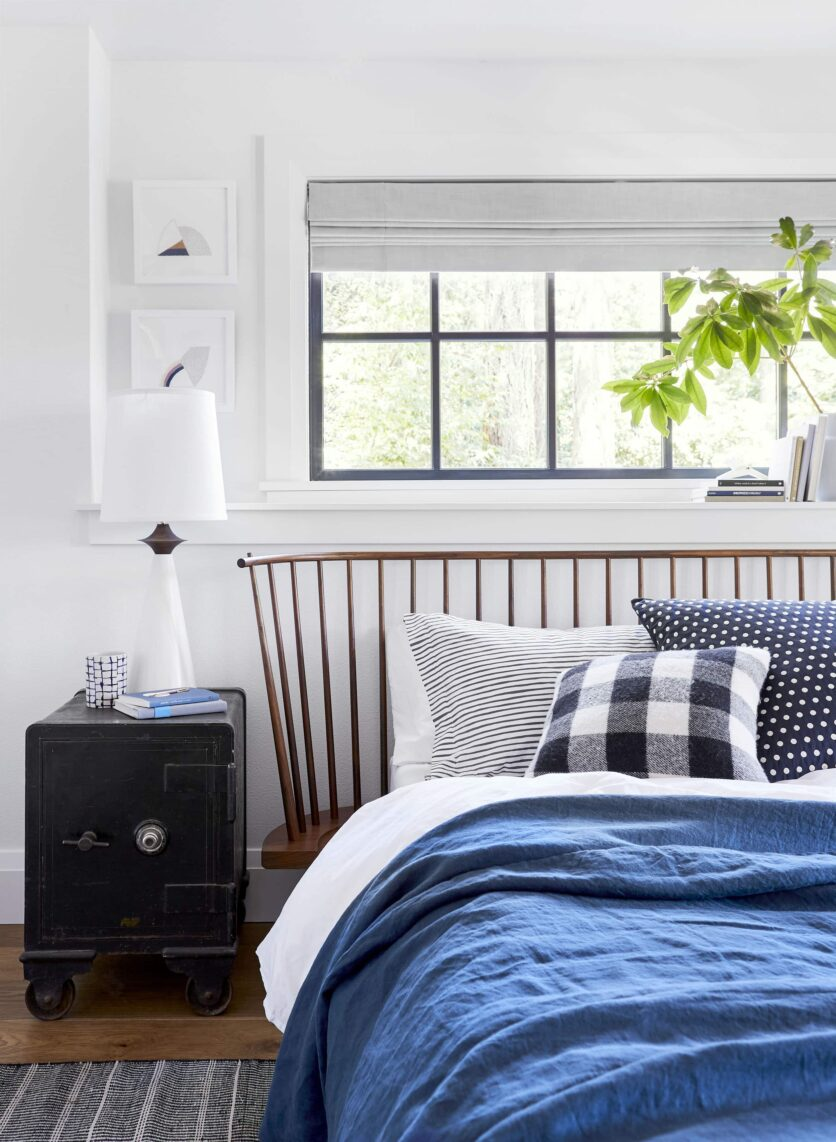 Emily Henderson Portland Traditional Guest Bedroom7