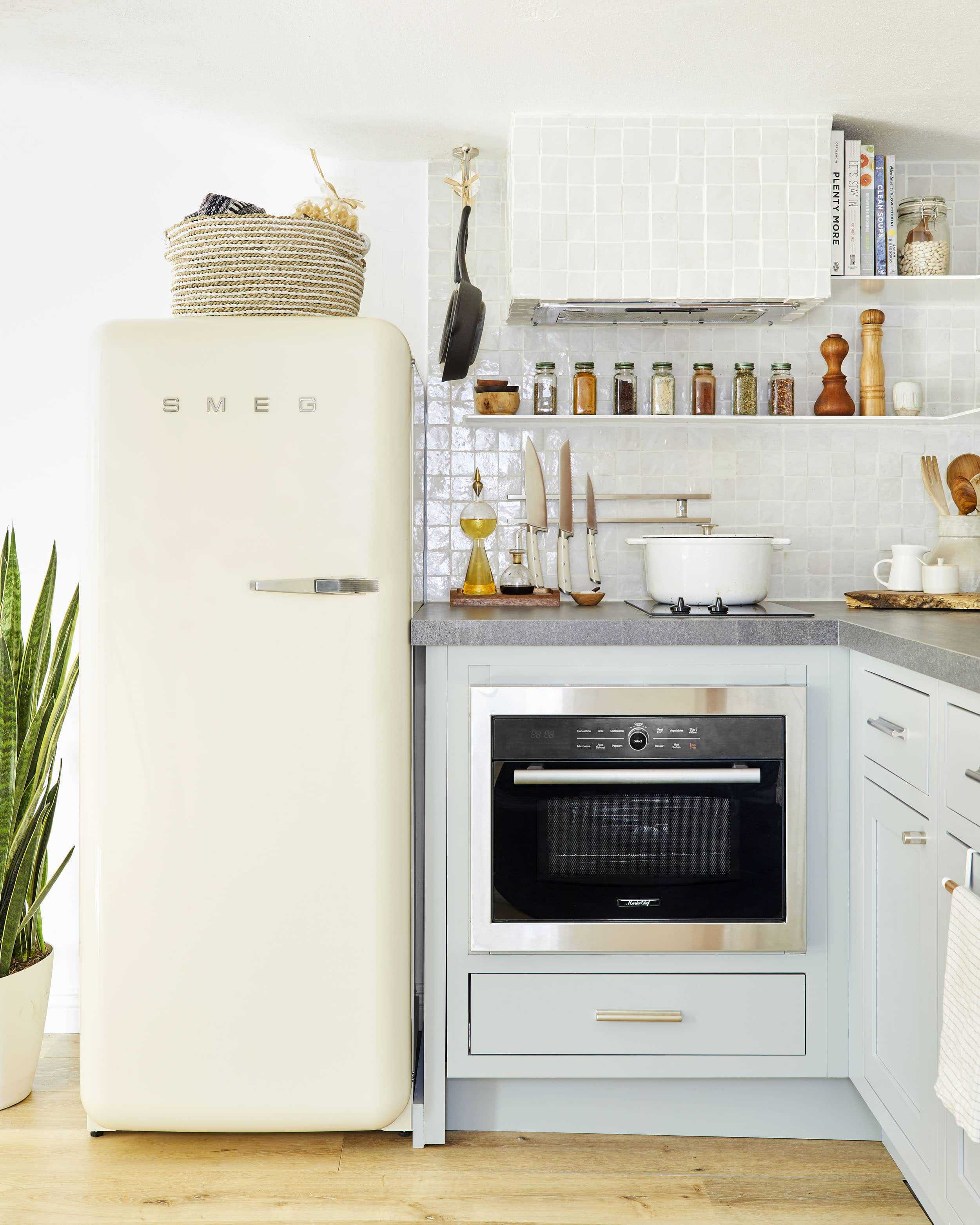 Design A 49 Square Foot Tiny Kitchen