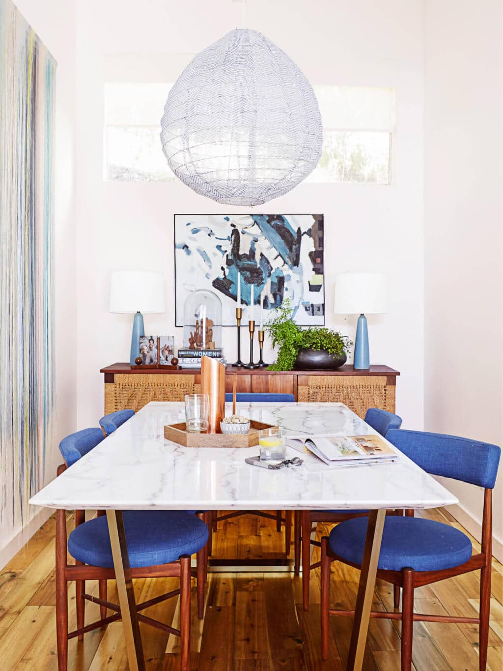 Emily Henderson Dining Tables Dining Room Round Oval Rectangle Roundup 5