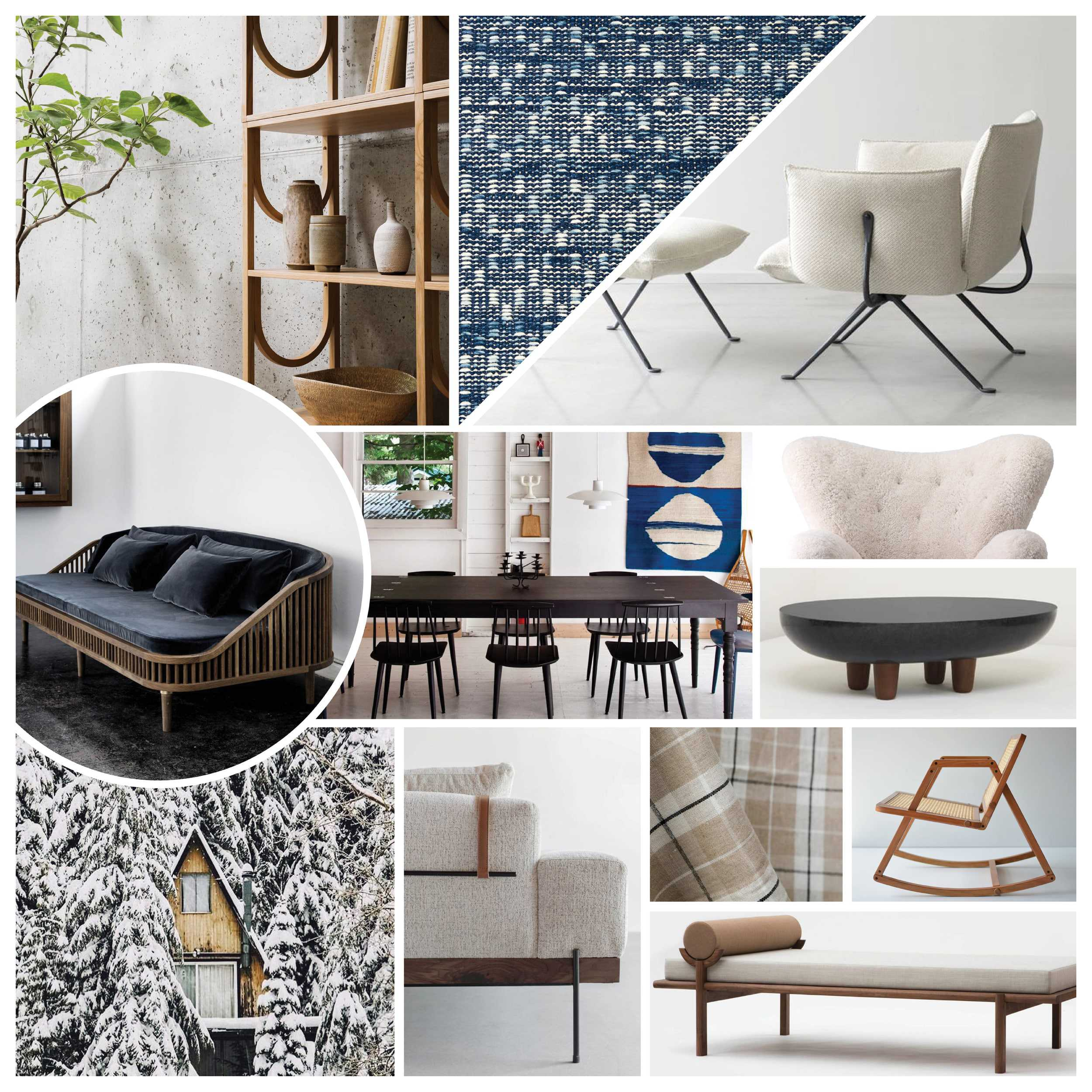 Emily Henderson Mountain Fixer Overall Style Furniture Decor Moodboard