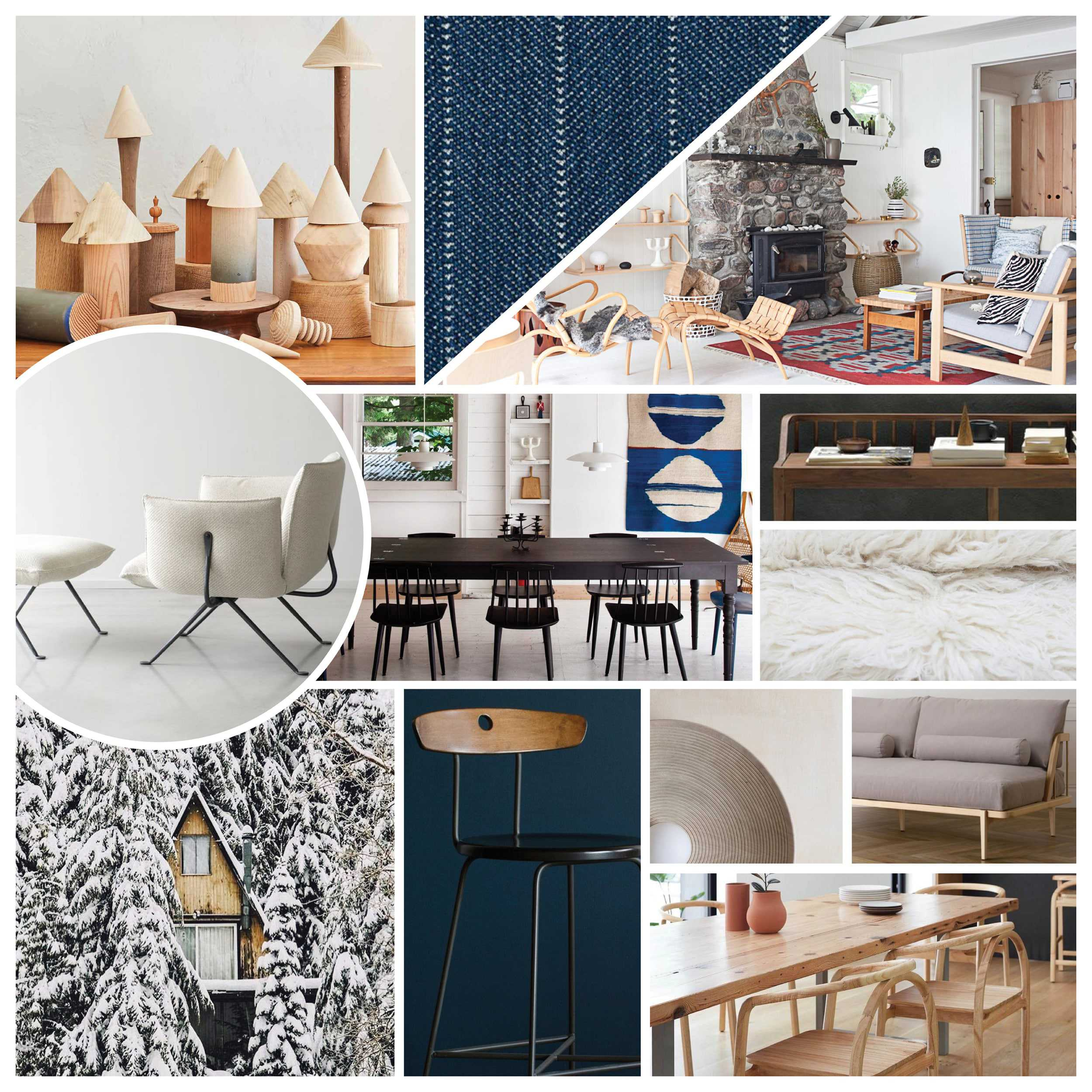 Emily Henderson Mountain Fixer Overall Style Furniture Decor Moodboard 1.25.19