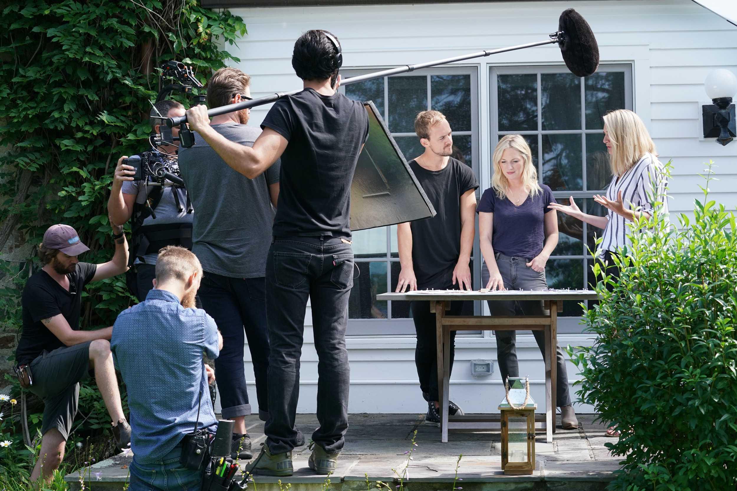 Emily Henderson Samsung The Frame My Scandinavian Home Greenhouse 8