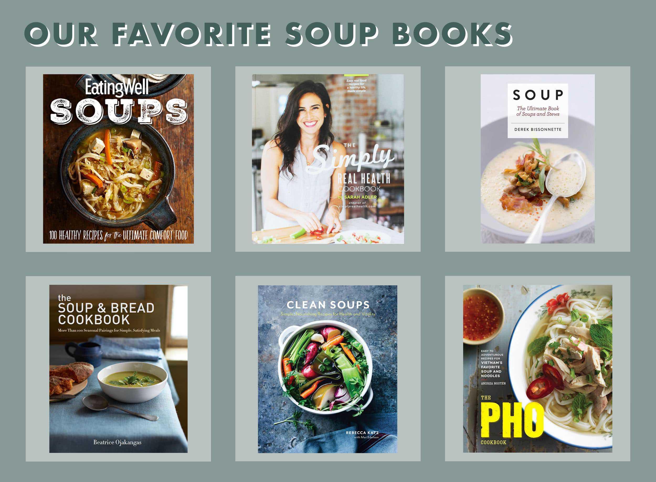 Emily Henderson Soup Saturday Emilys Cookbooks1