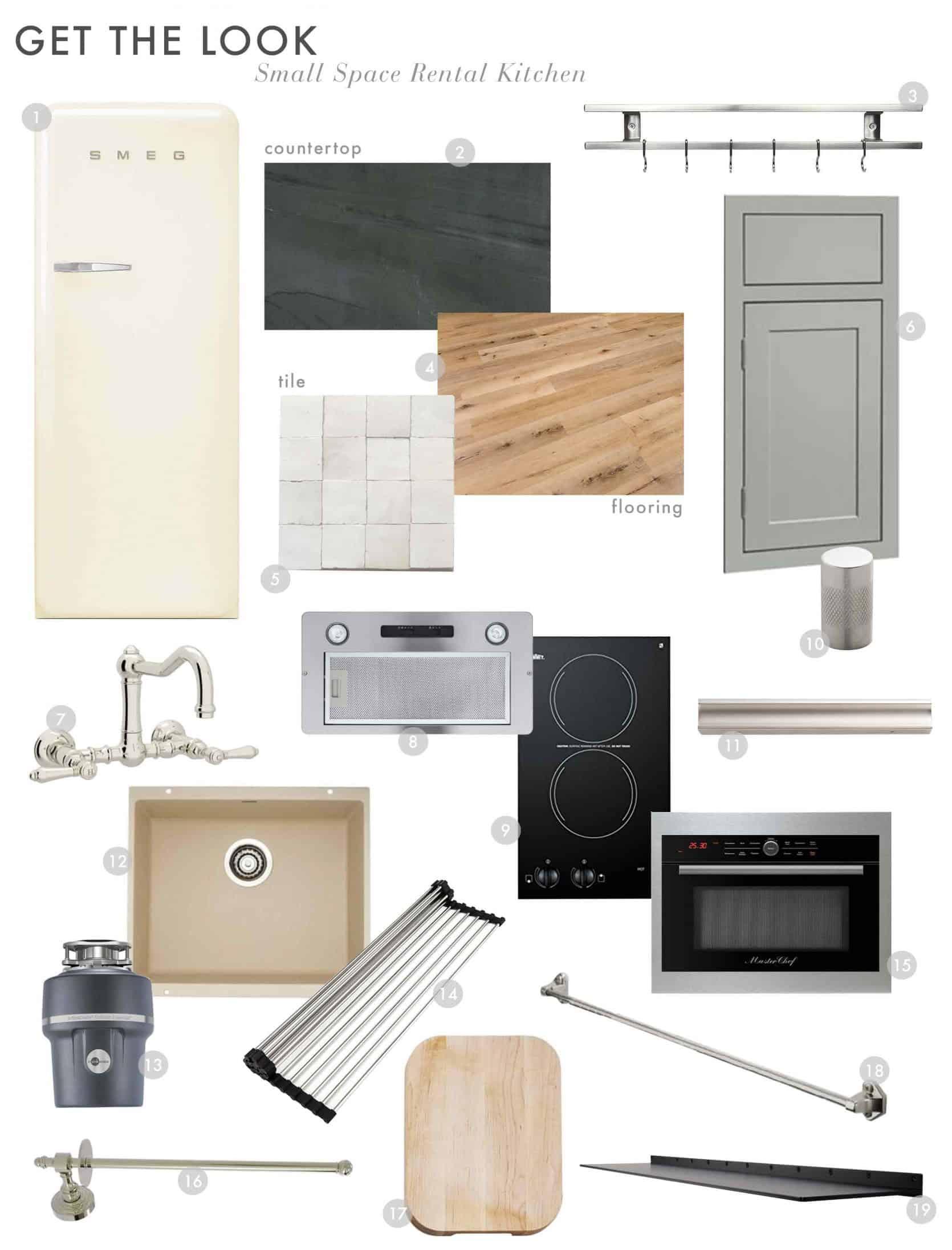 Emily Henderson small kitchen ideas