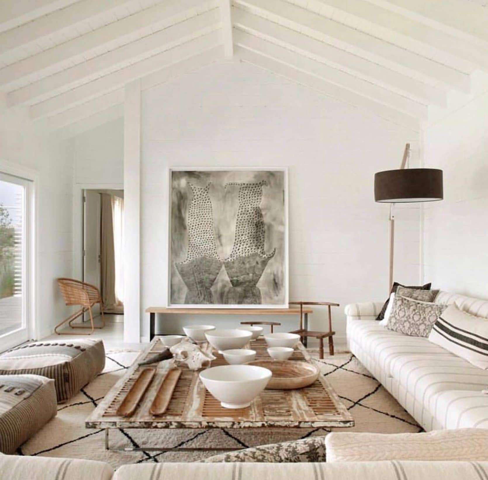 Emily Henderson How To Decorate With Neutrals 1