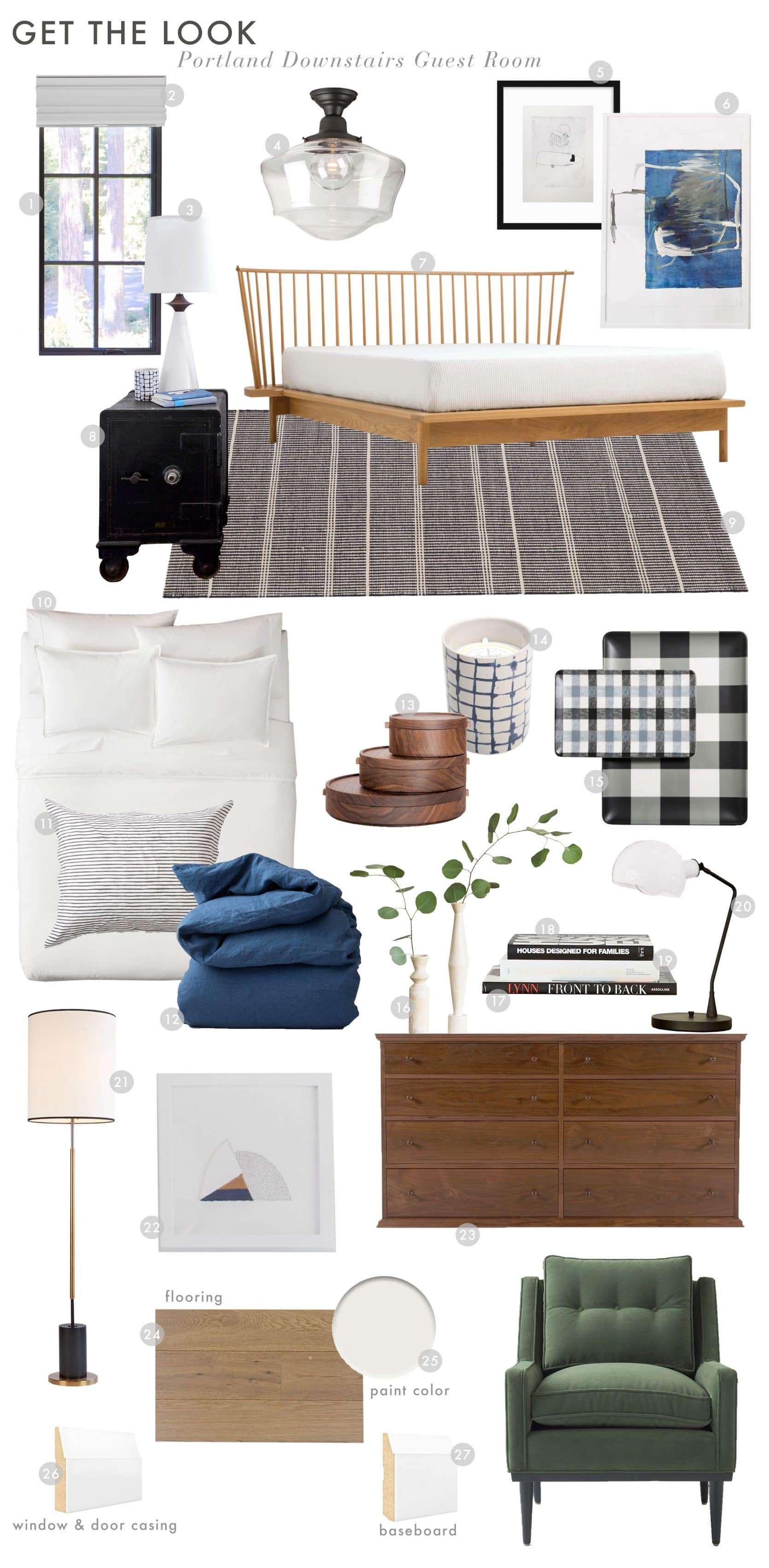 Emily Henderson bedroom decorating ideas