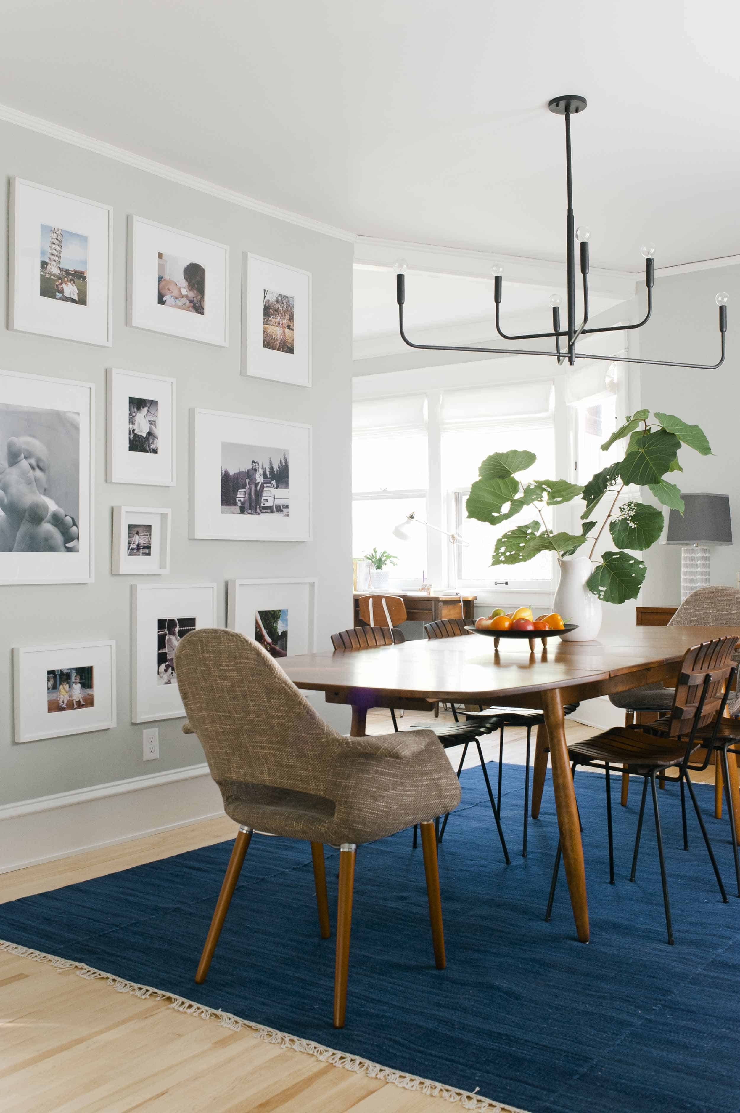 Emily Henderson dining room chairs