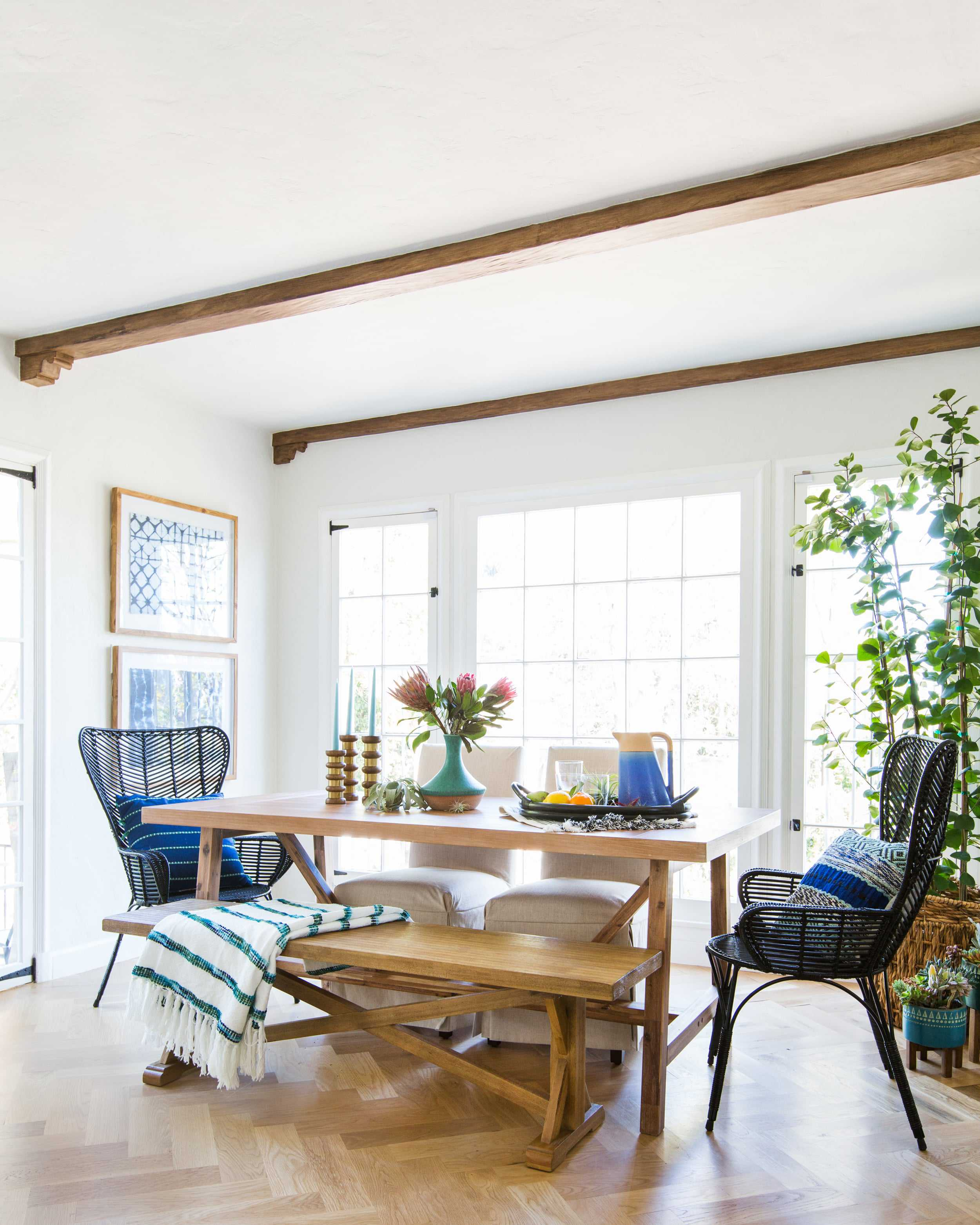 How To Mix And Match Dining Chairs Like A Boss 28 Pairs We Love Emily Henderson