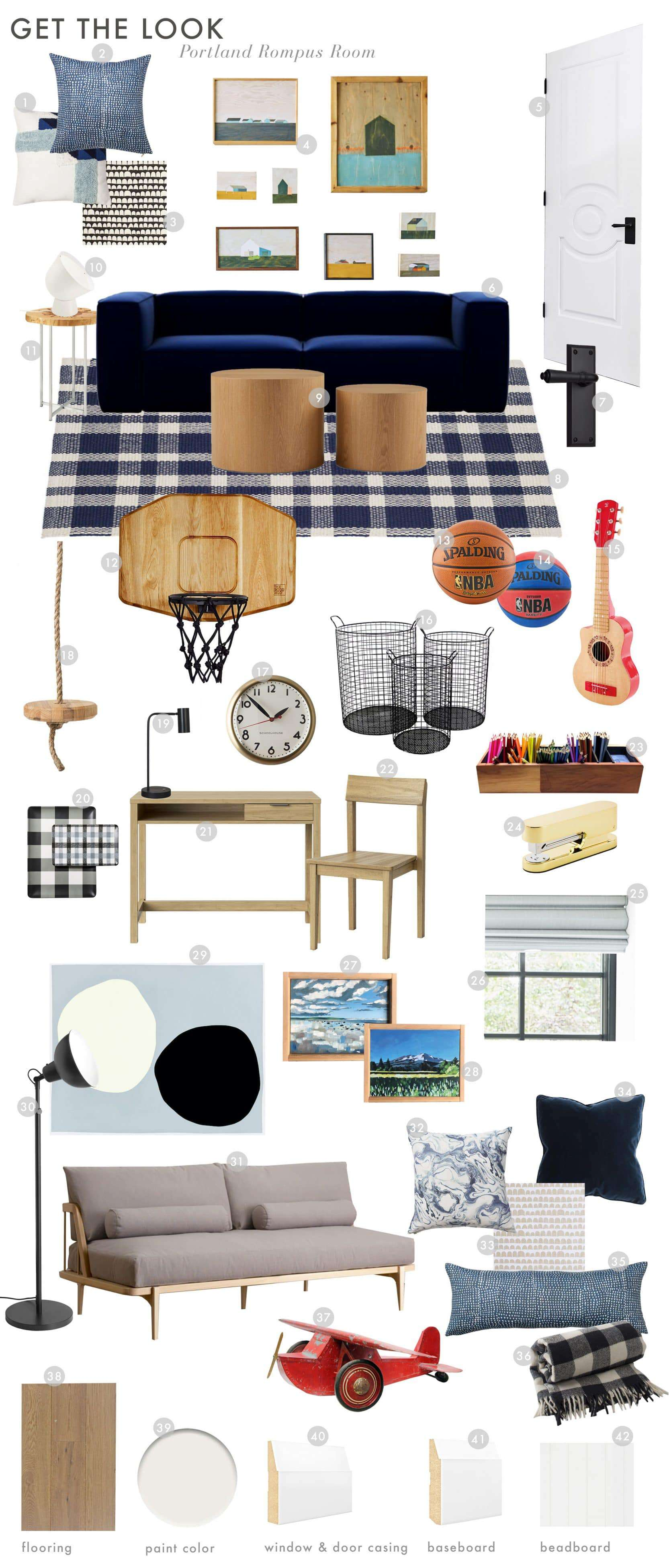 Emily Henderson Portland Project Rompus Room Get The Look1