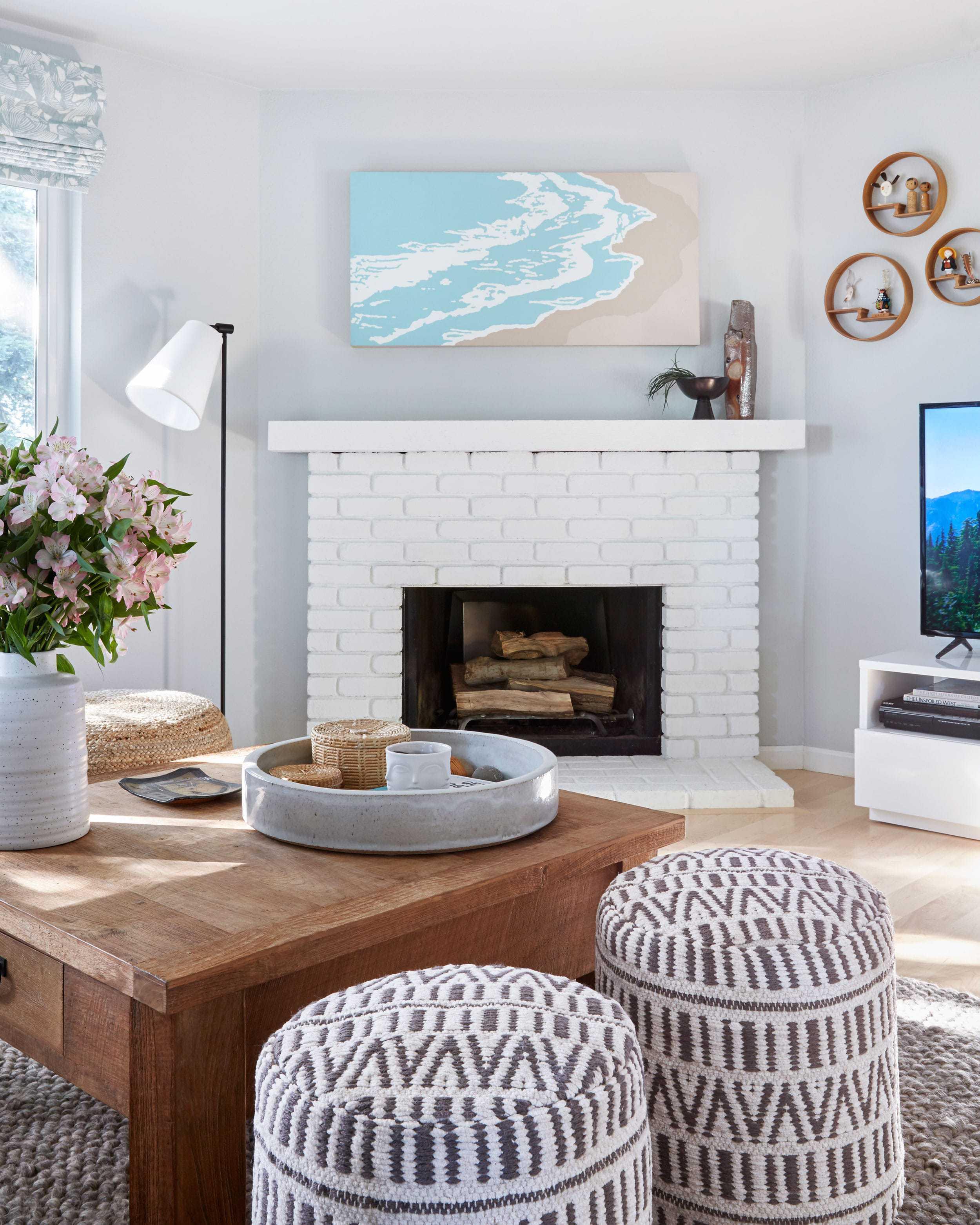 Emily Henderson Orlando Soria Awkward Living Room Arrangement