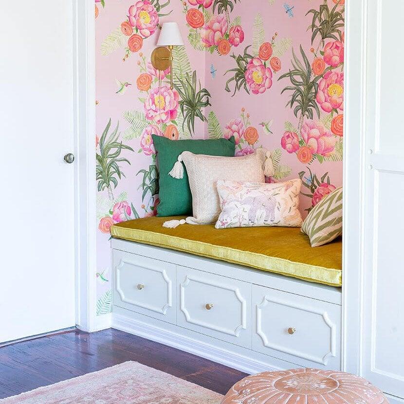 Floral Glam Nursery