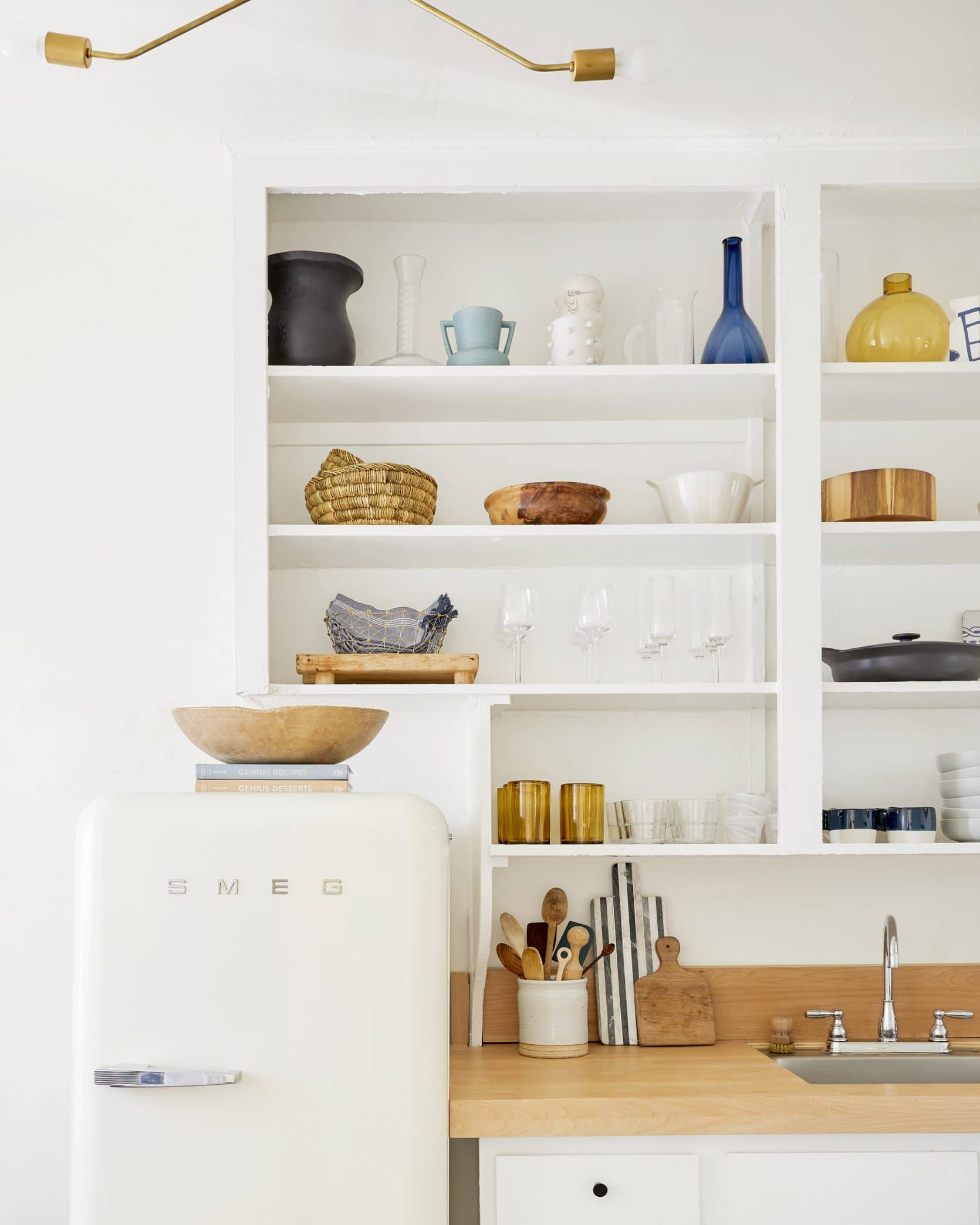 Emily Henderson rental kitchen ideas