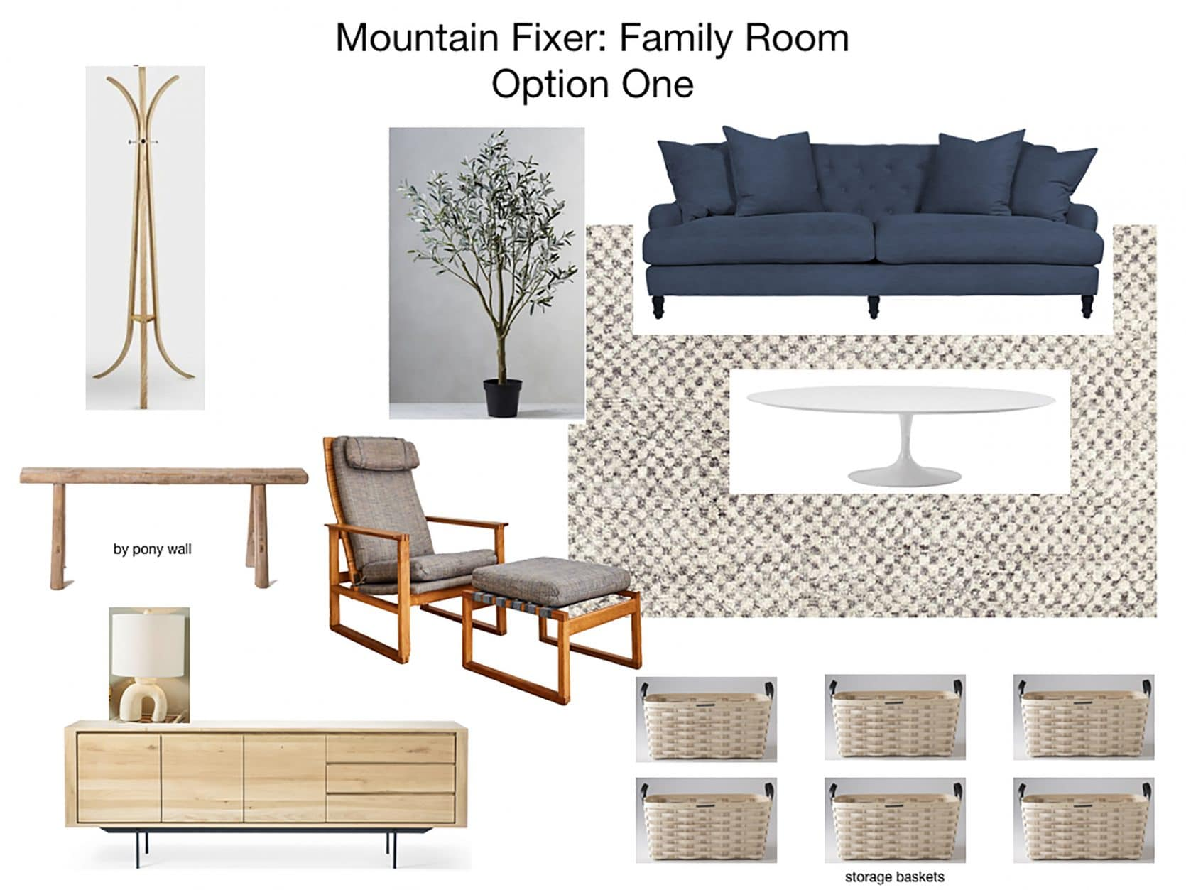 Mountain House Family Room Furniture Plan 1