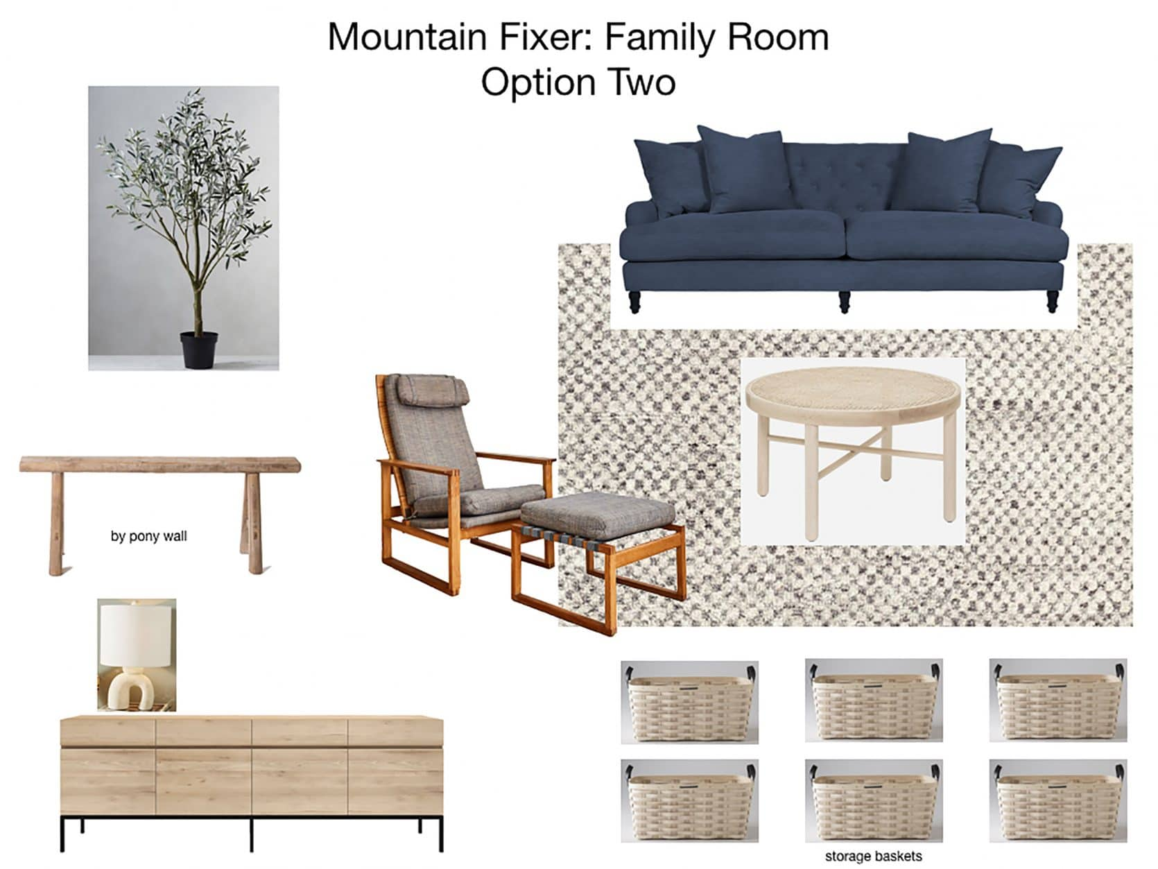 Mountain House Family Room Furniture Plan 2