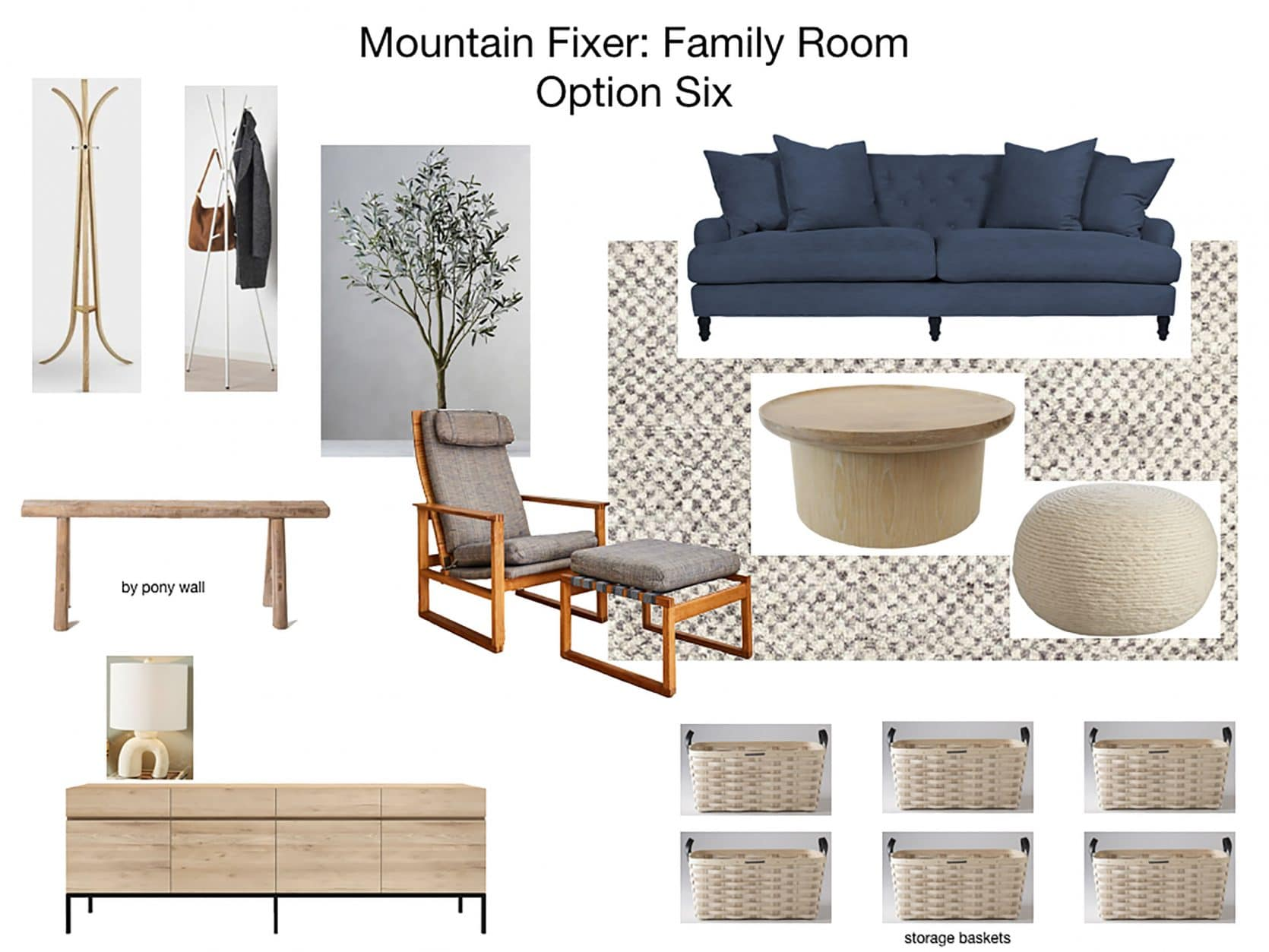 Mountain House Family Room Furniture Plan 6