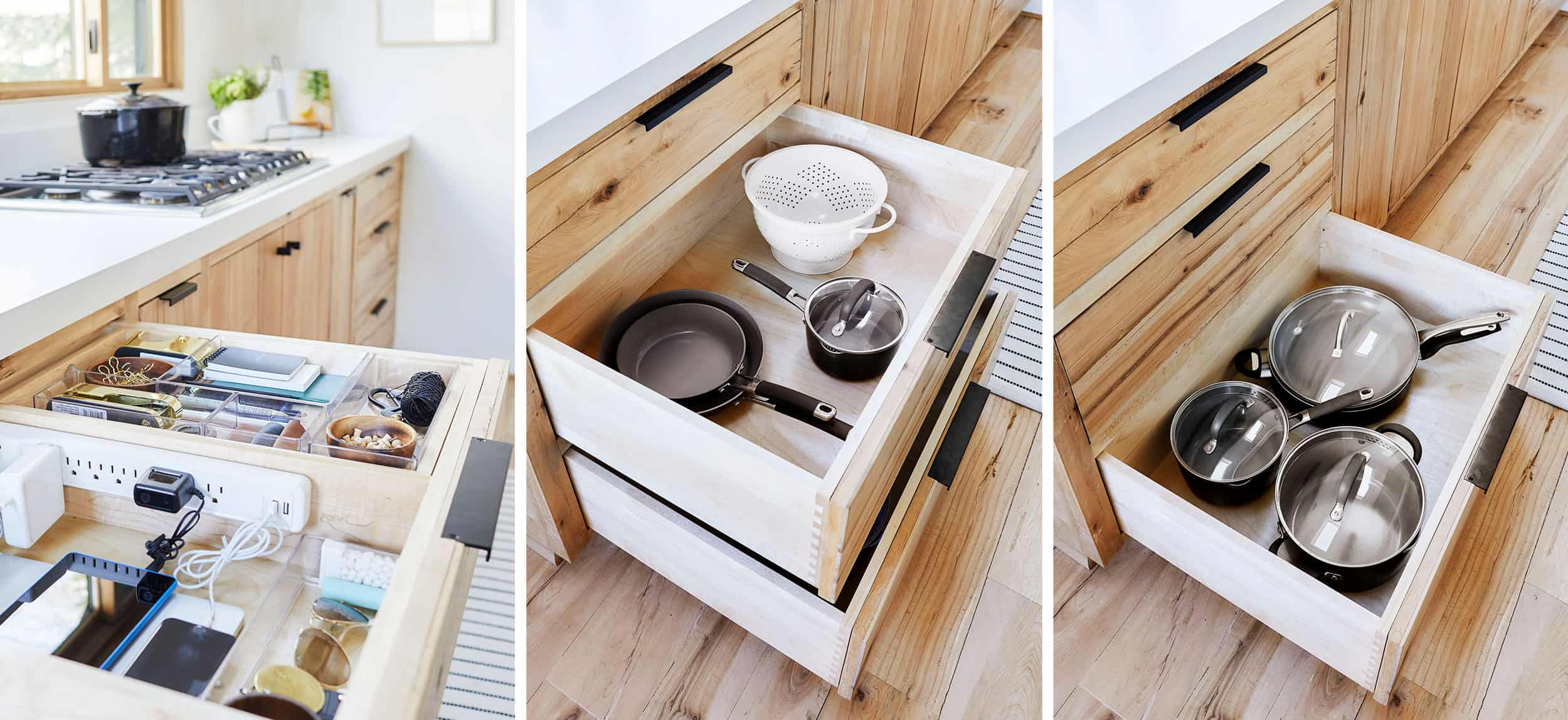 How We Organized All Our Drawers & Cabinets in the ...