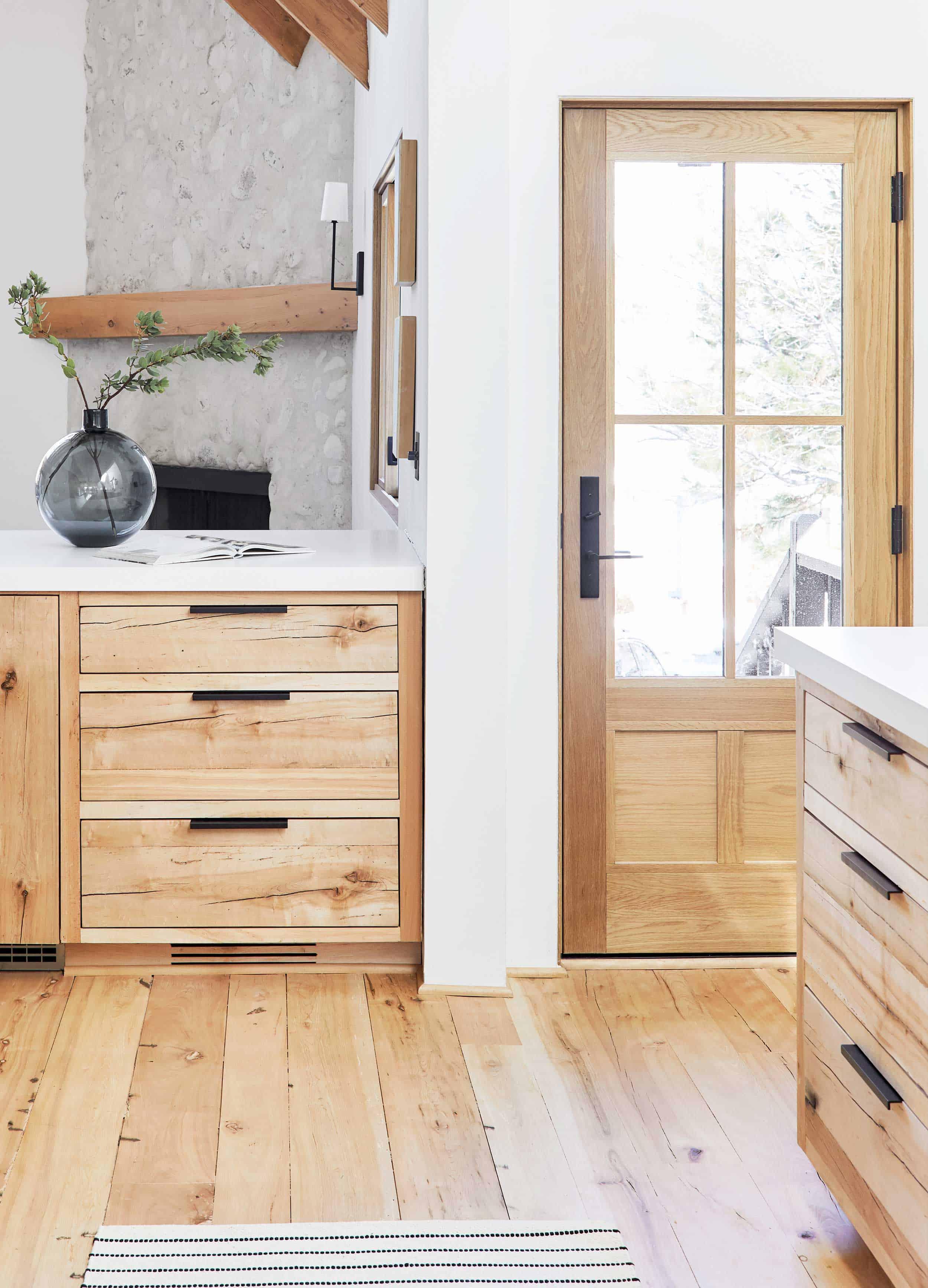 Emily Henderson Mountain House Scandinavian kitchen remodel_24