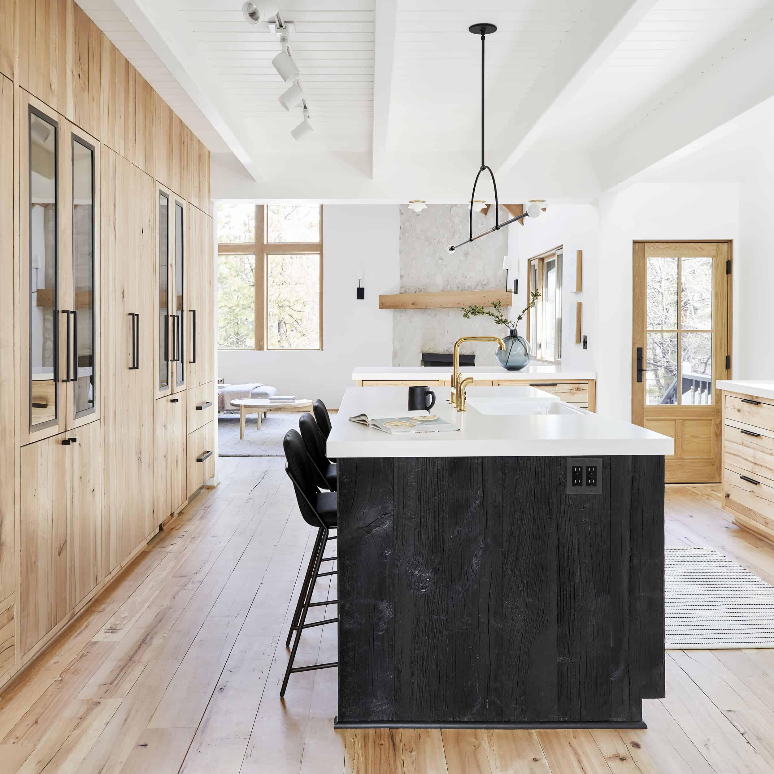 Emily Henderson Mountain House Scandinavian kitchen remodel_10