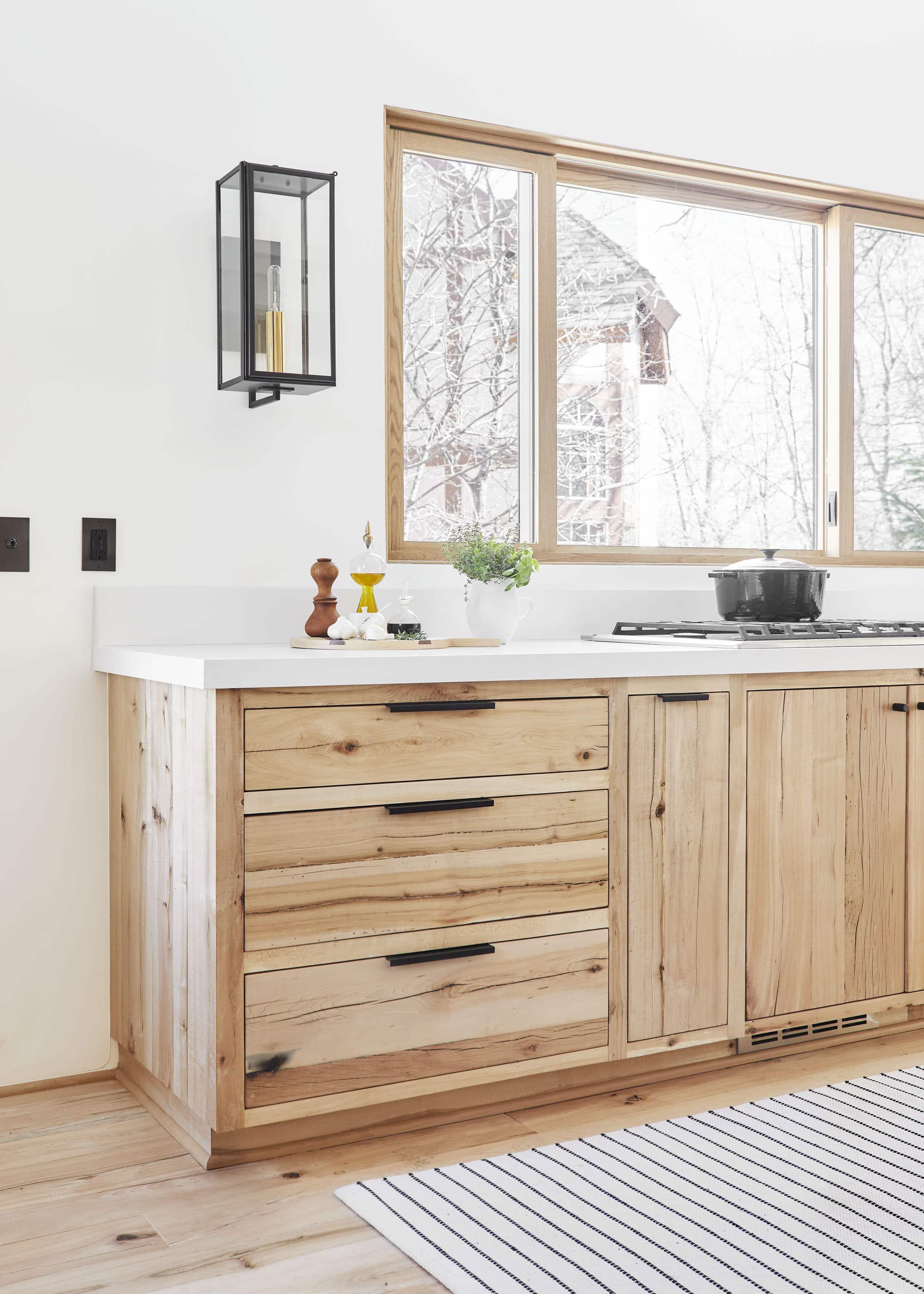 Emily Henderson Mountain House Scandinavian kitchen remodel_21