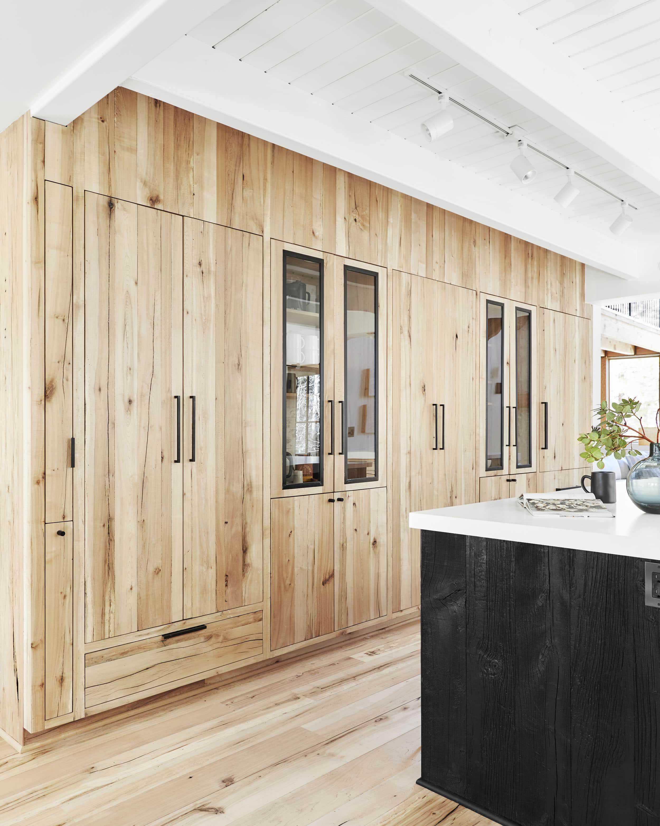 Emily Henderson Mountain House Scandinavian kitchen remodel_15