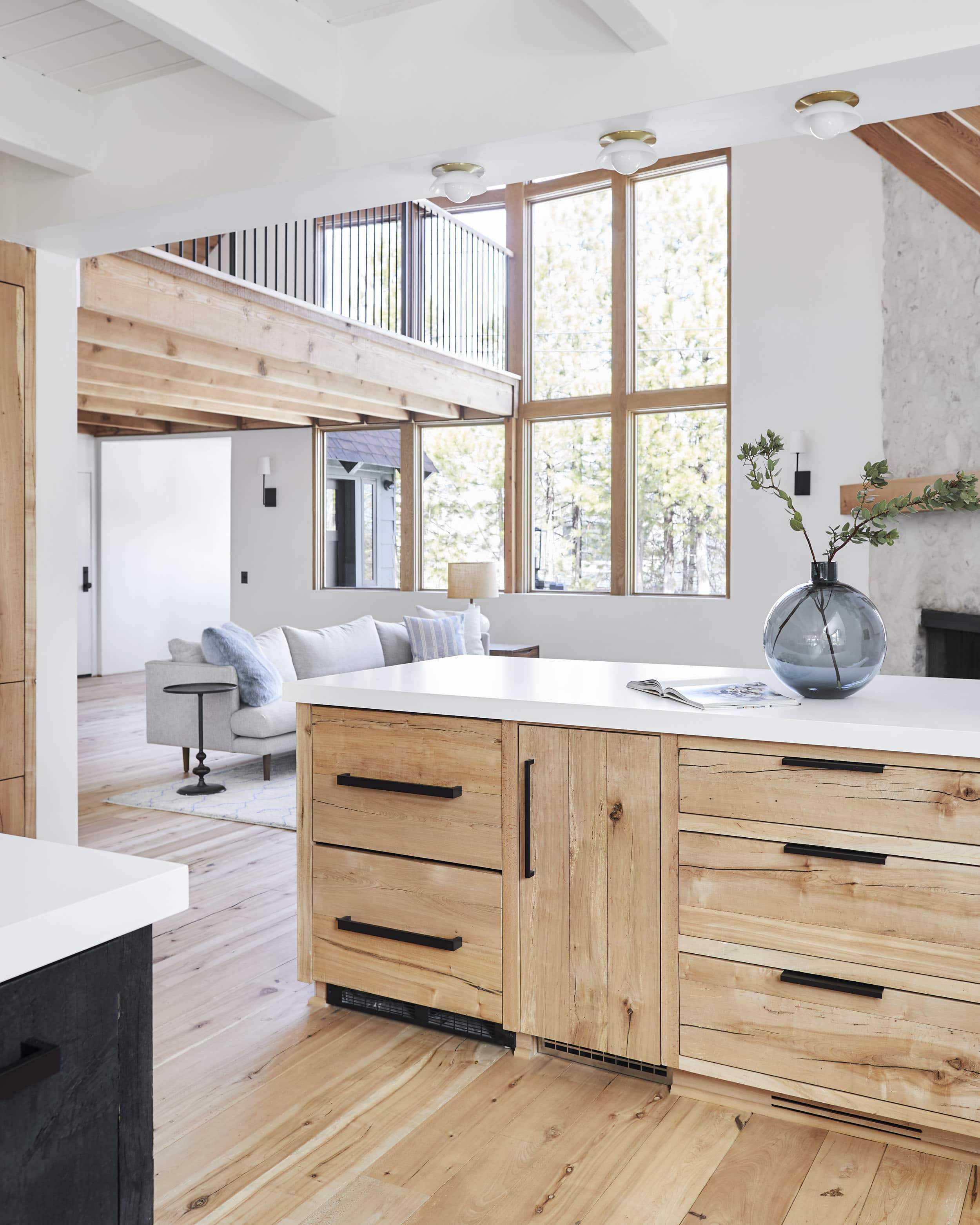 Emily Henderson Mountain House Scandinavian kitchen remodel_30