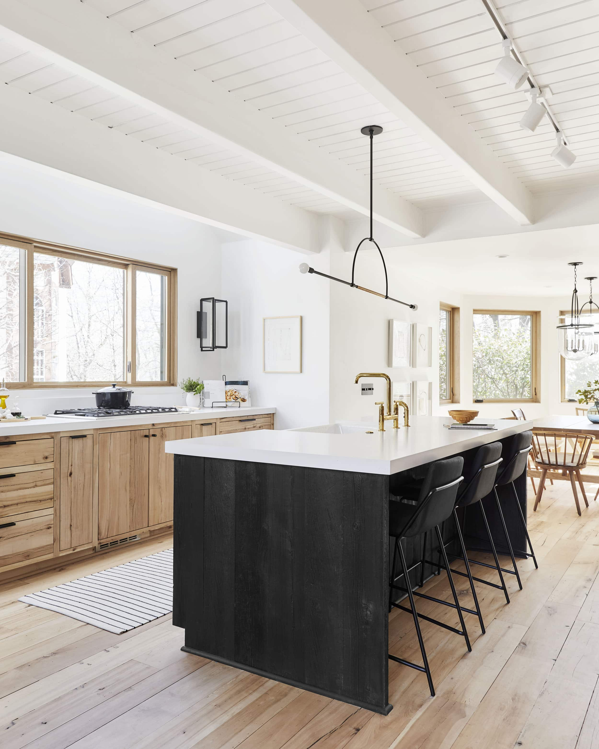 Emily Henderson Mountain House Scandinavian kitchen remodel_20