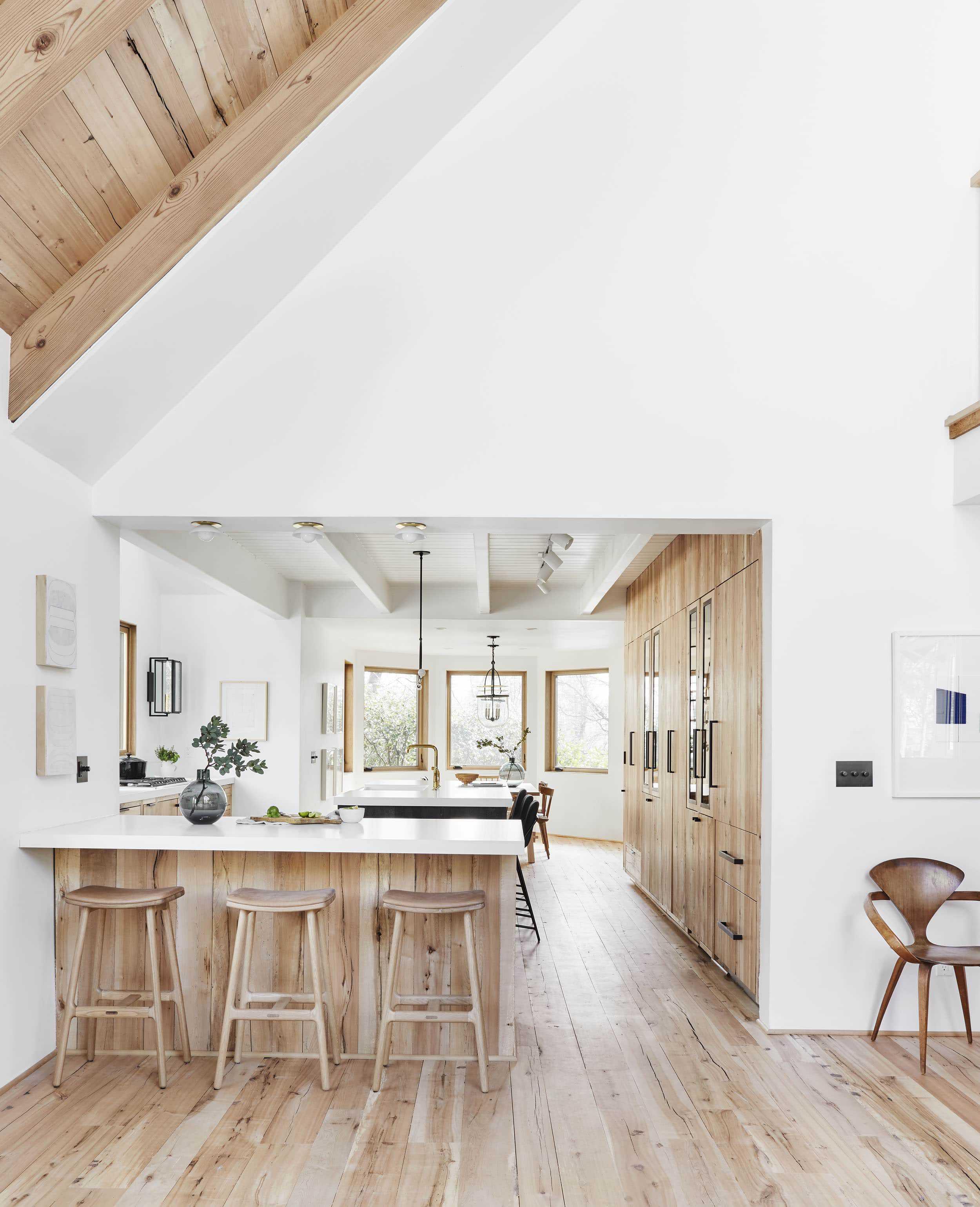 Emily Henderson Mountain House Scandinavian kitchen remodel_31