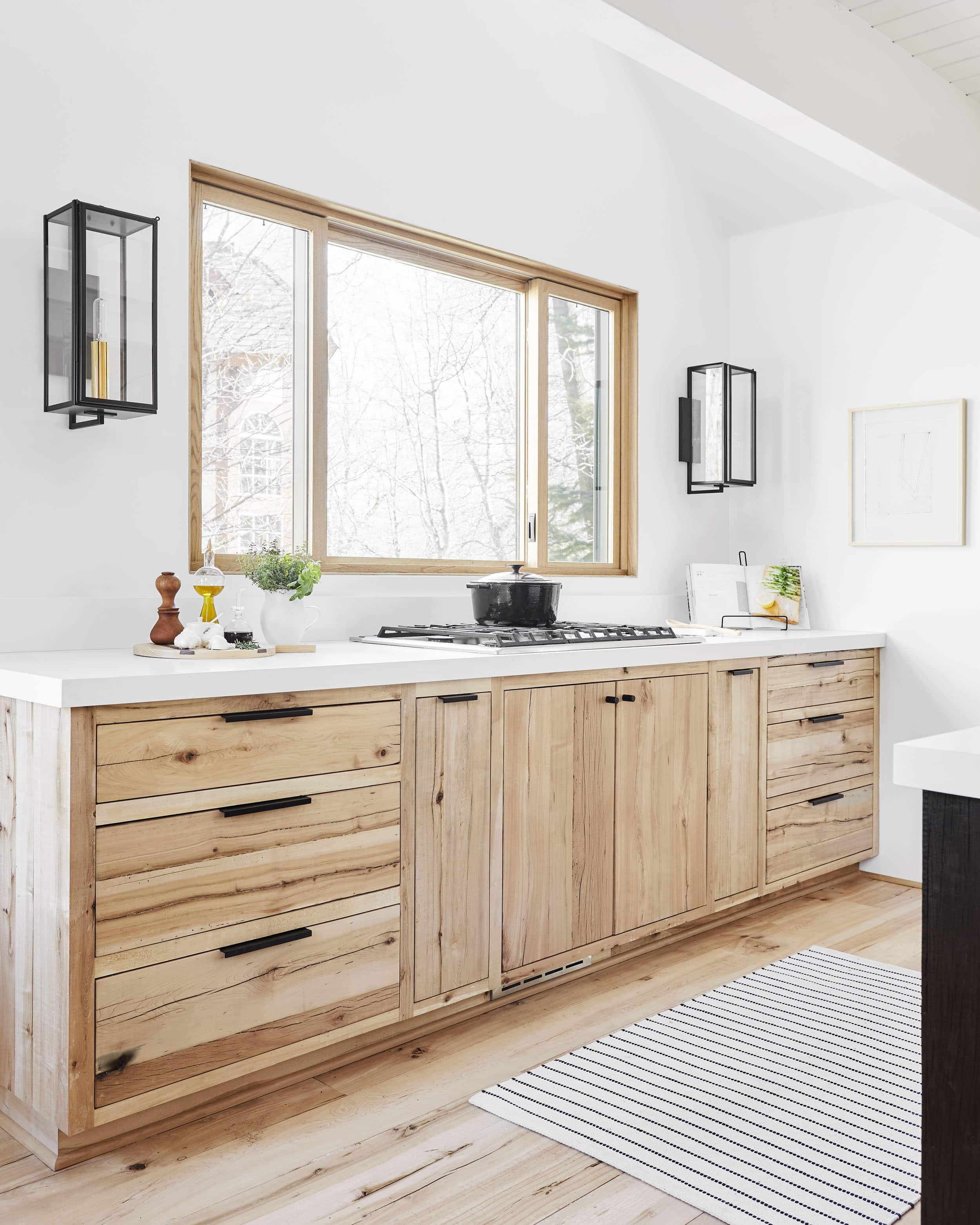 Emily Henderson Mountain House Scandinavian kitchen remodel_23